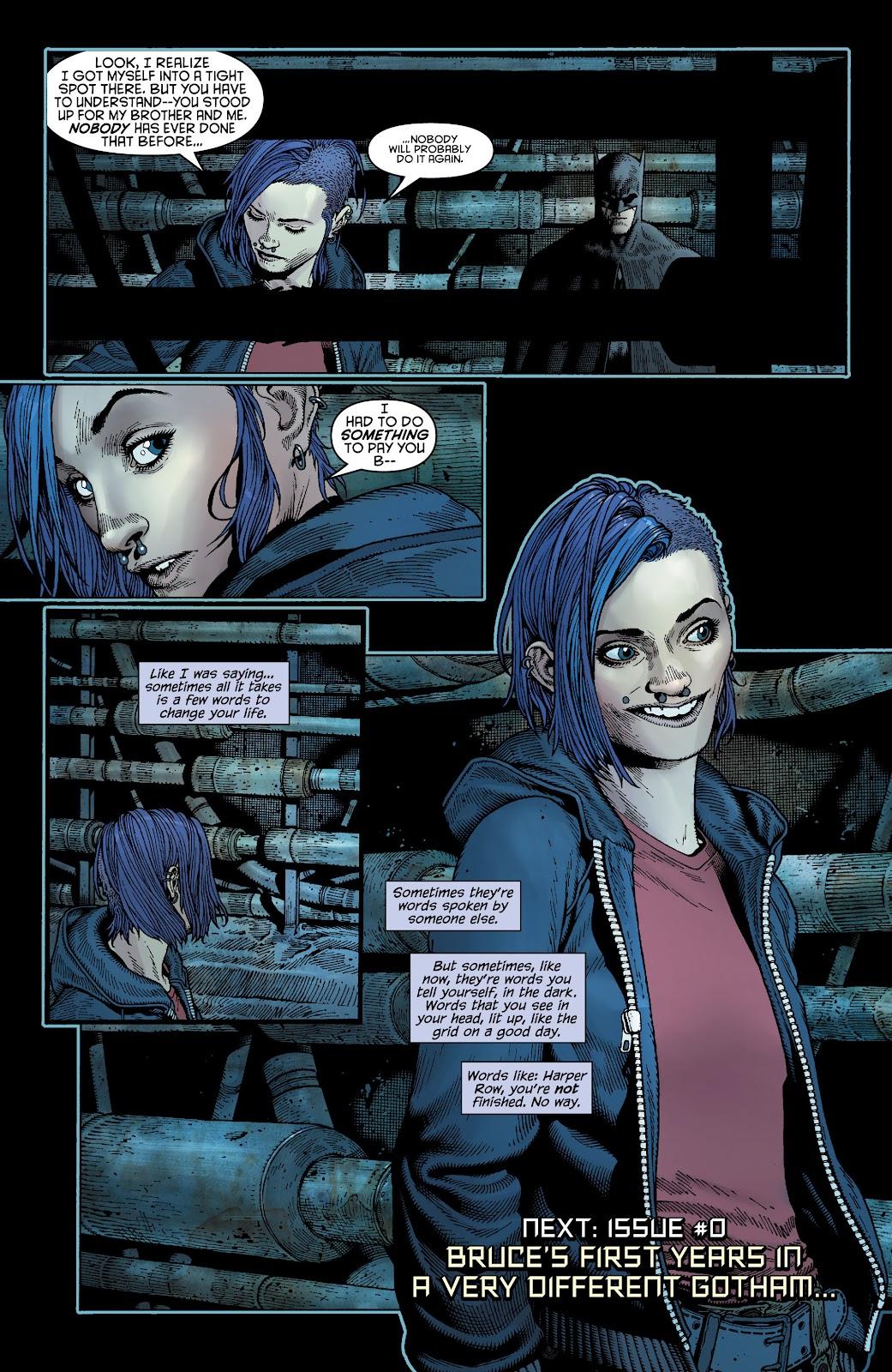 Batman (2011) Issue #12 #27 - English 29