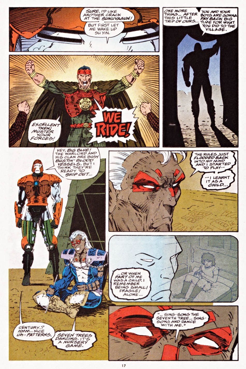 Force Works Issue #7 #7 - English 14