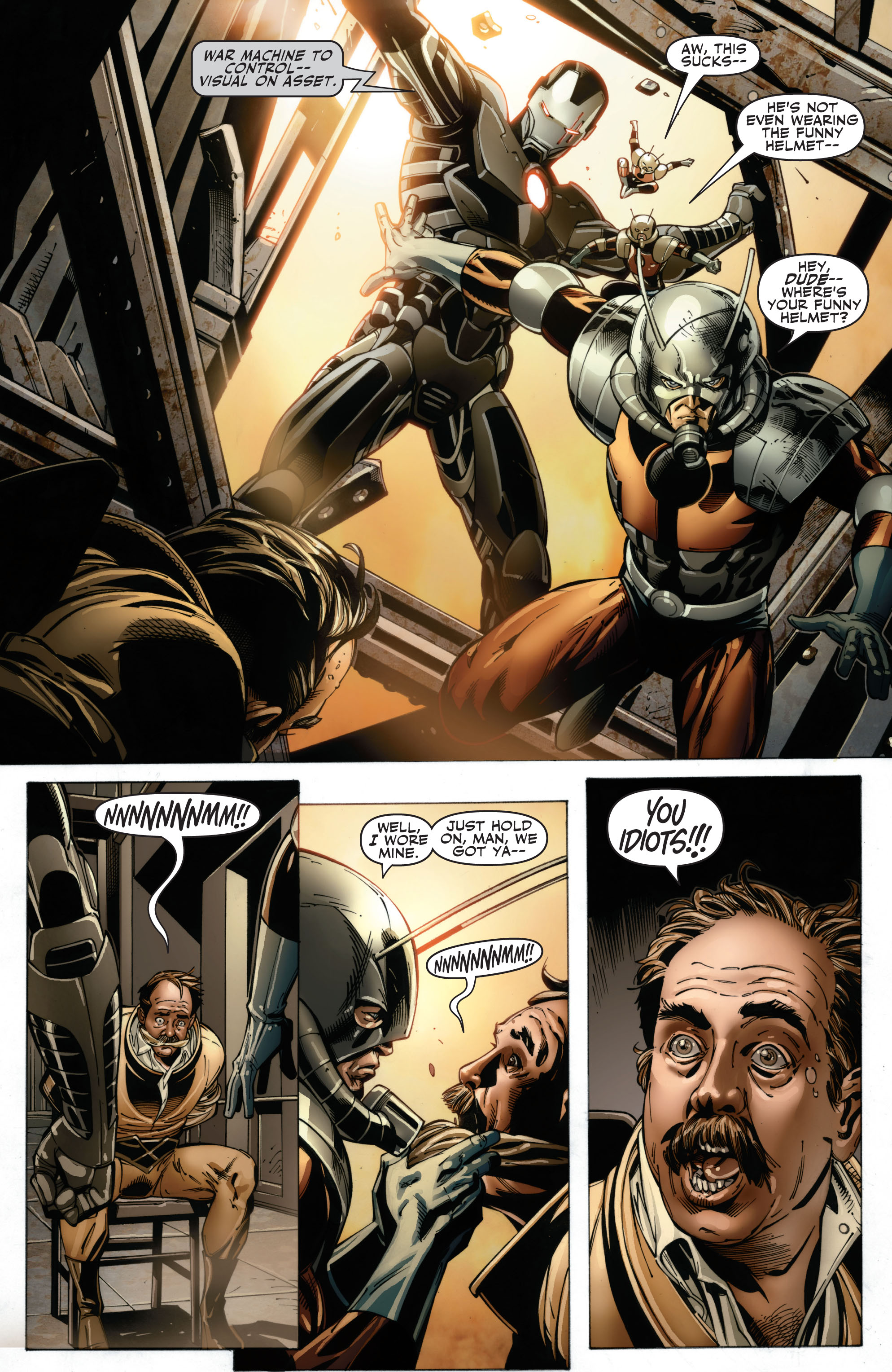 Read online Secret Avengers (2010) comic -  Issue #12.1 - 16