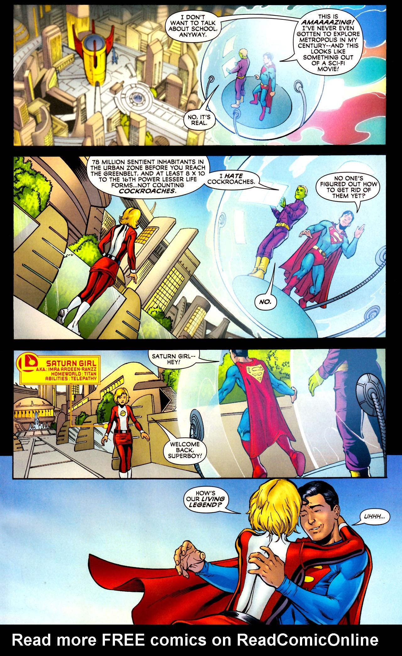 Read online Adventure Comics (2009) comic -  Issue #12 - 4