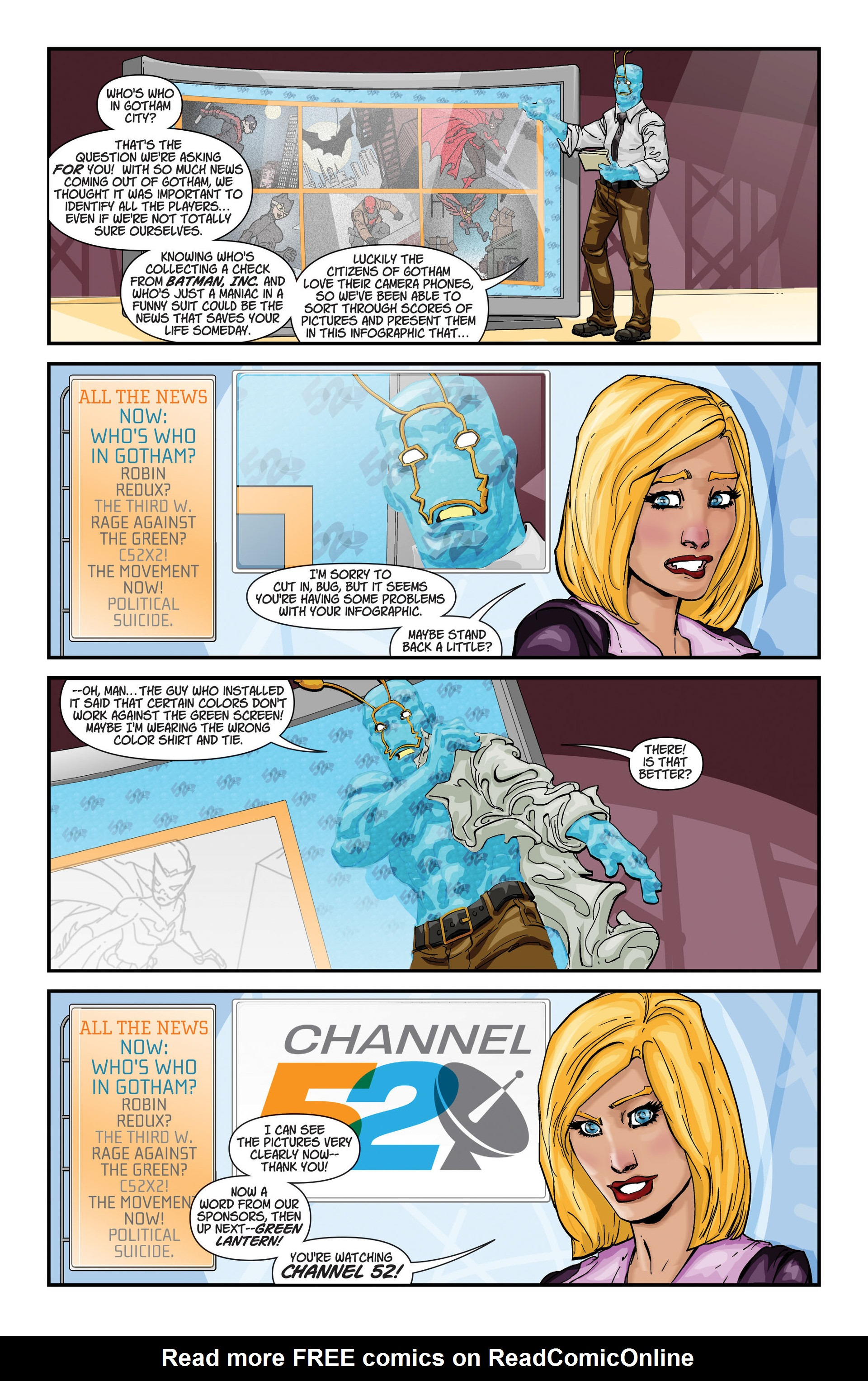 Read online The Ravagers comic -  Issue #11 - 24