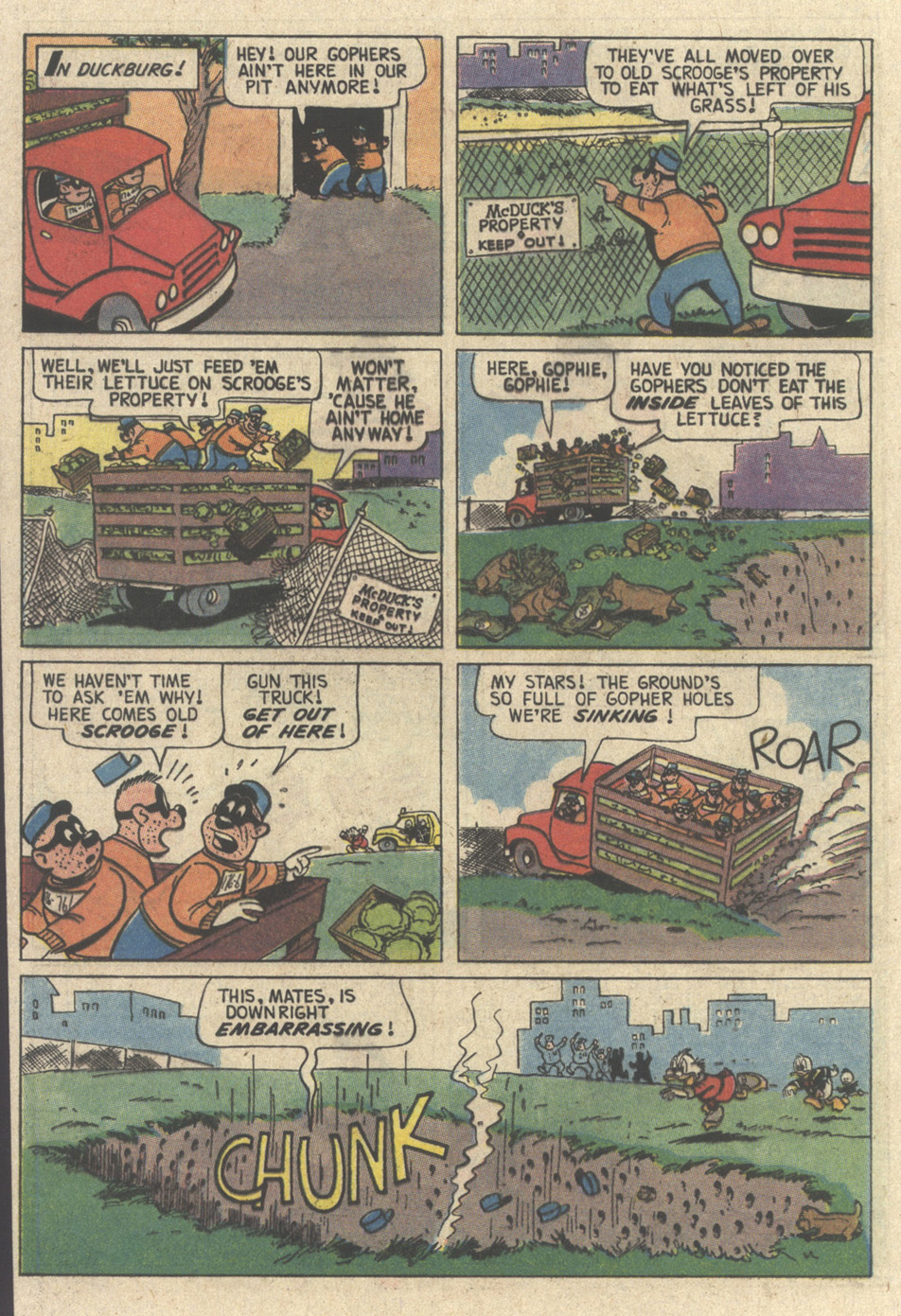 Uncle Scrooge (1953) Issue #241 #241 - English 64