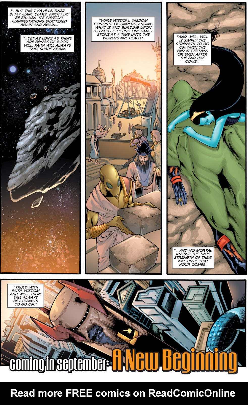 Legion of Super-Heroes (2010) Issue #16 #17 - English 20