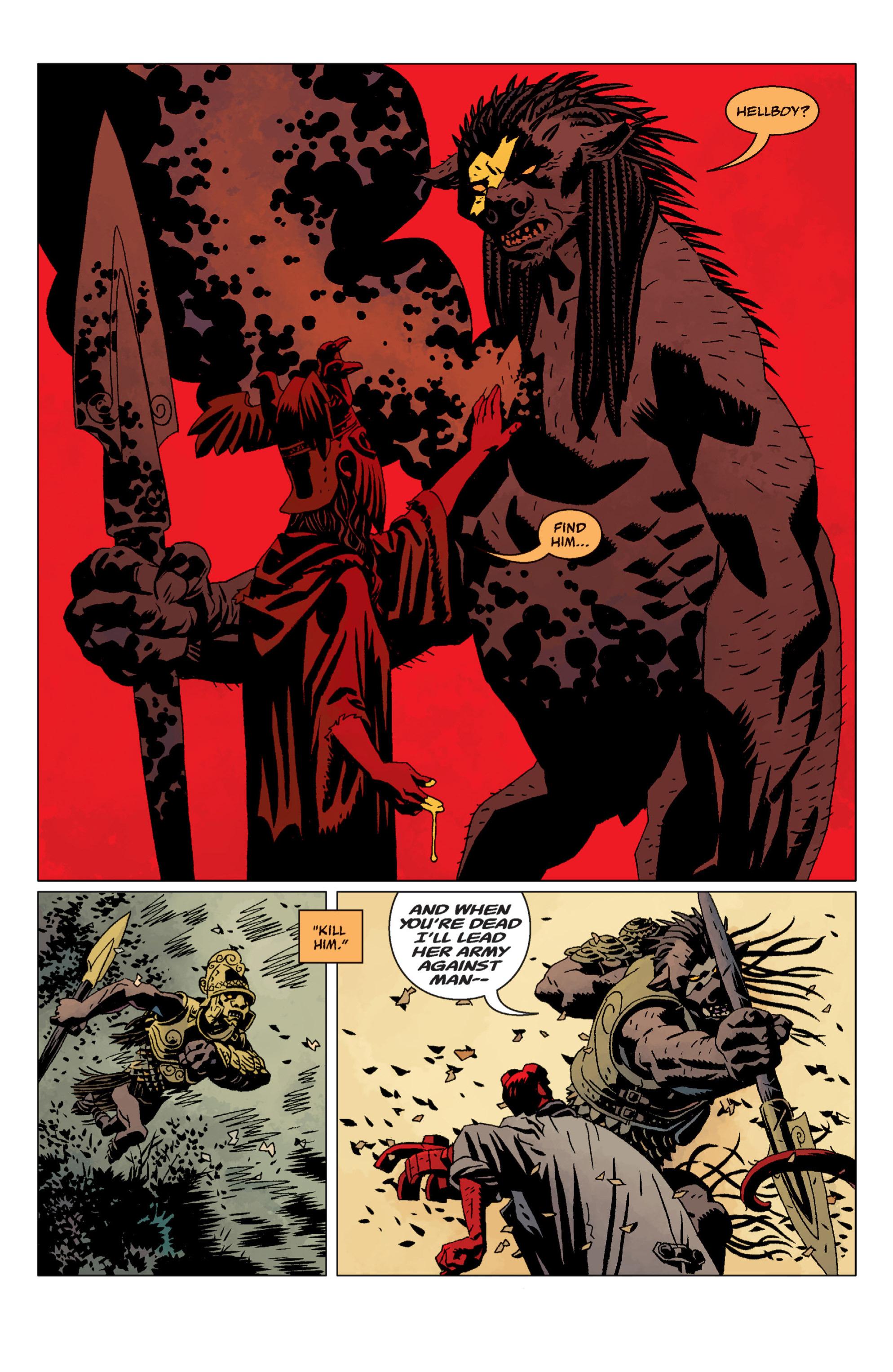 Hellboy chap 12 pic 41
