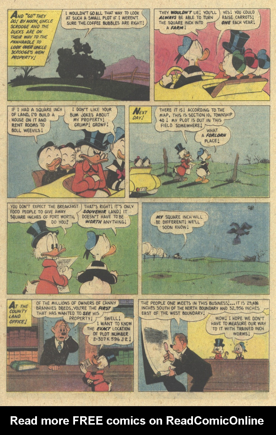 Uncle Scrooge (1953) Issue #188 #188 - English 28