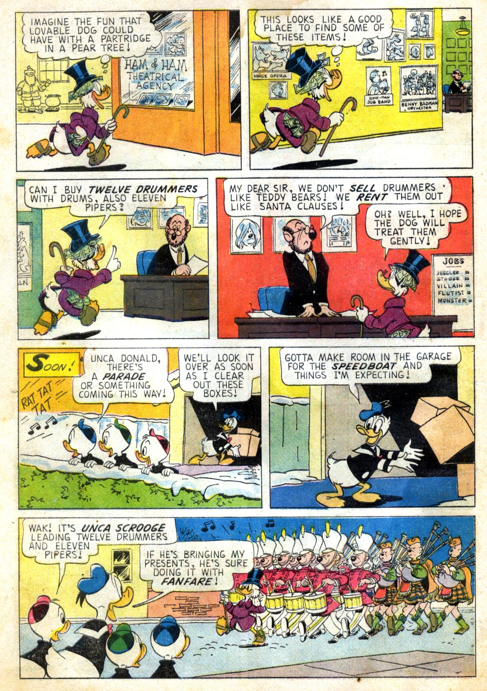 Uncle Scrooge (1953) Issue #47 #47 - English 7
