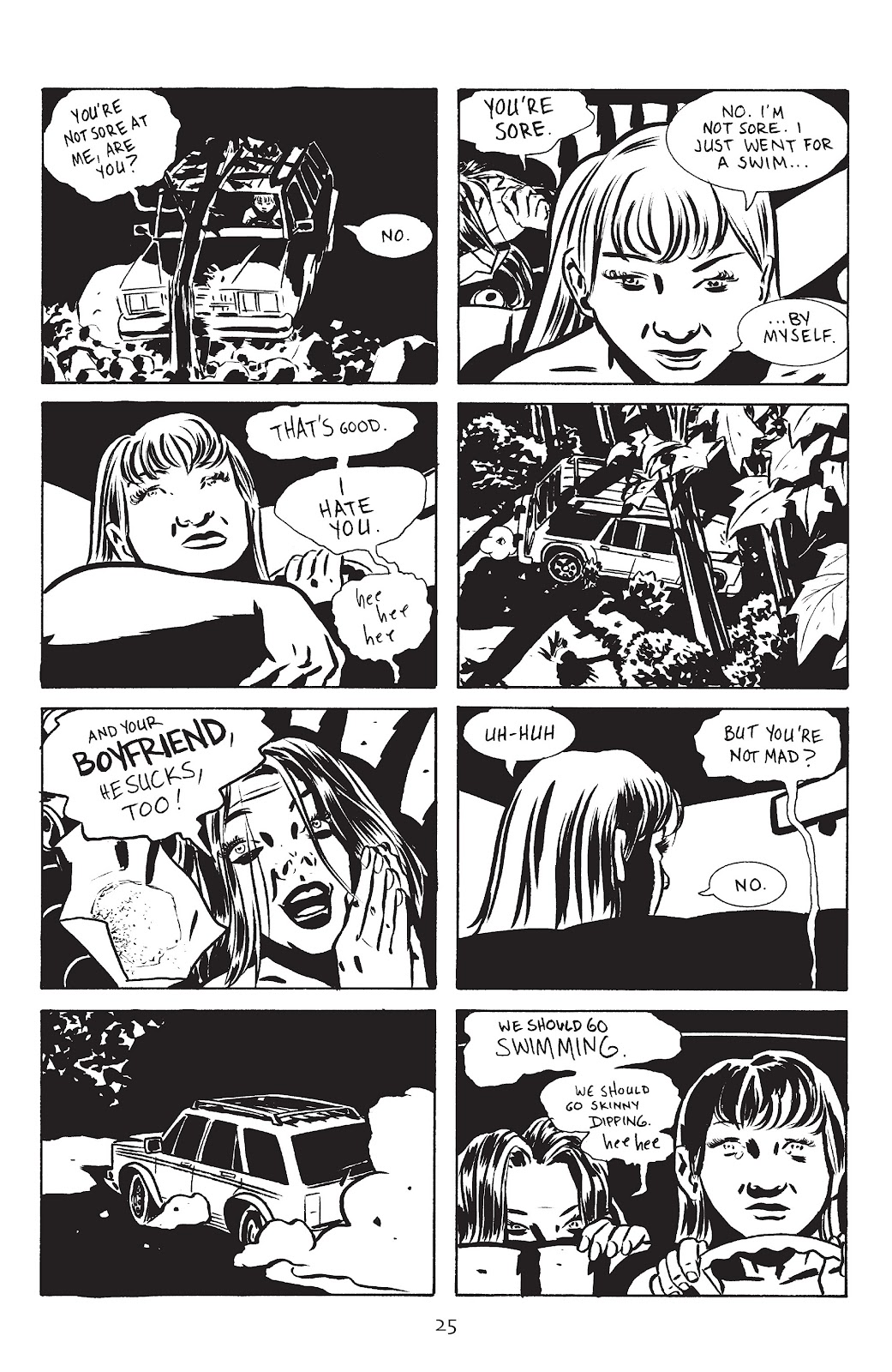 Stray Bullets Issue #11 #11 - English 27