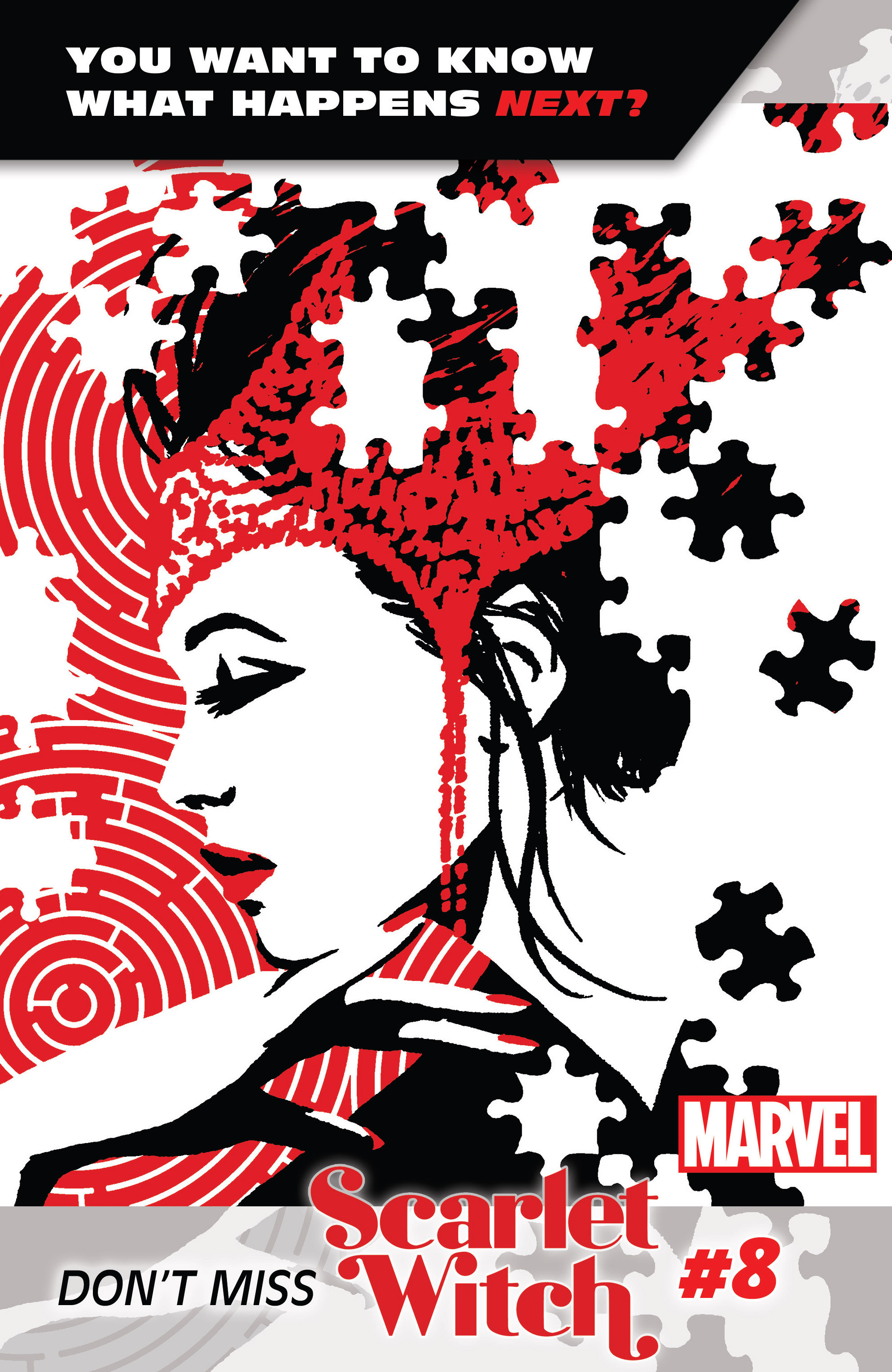 Read online Scarlet Witch (2016) comic -  Issue #7 - 23