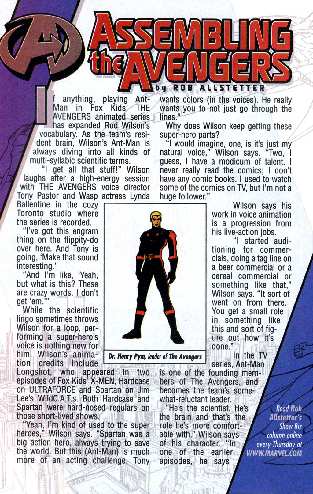 Read online Avengers United They Stand comic -  Issue #7 - 27