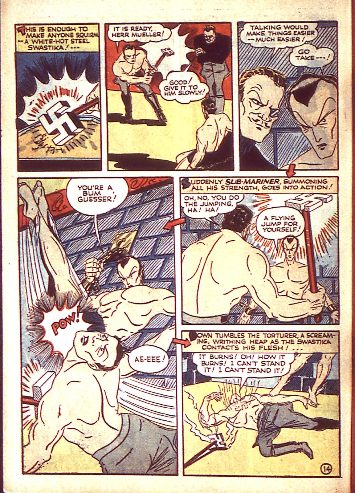 Sub-Mariner Comics Issue #3 #3 - English 17