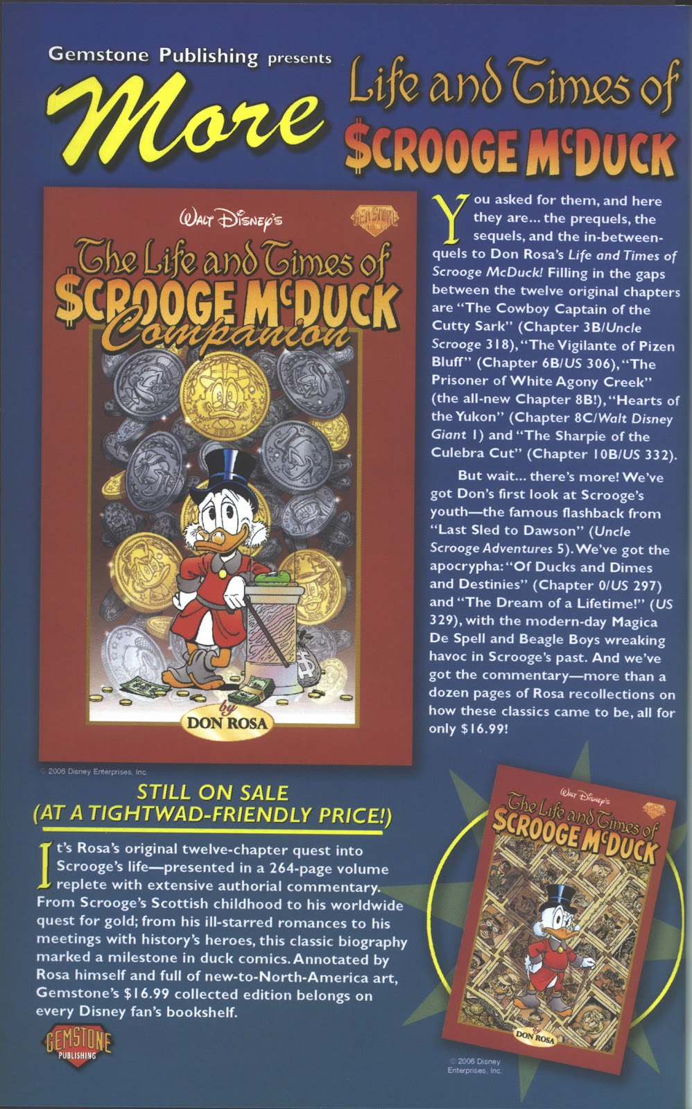 Uncle Scrooge (1953) Issue #356 #356 - English 28