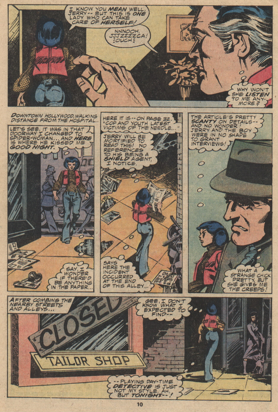 Spider-Woman (1978) Issue #9 #9 - English 8