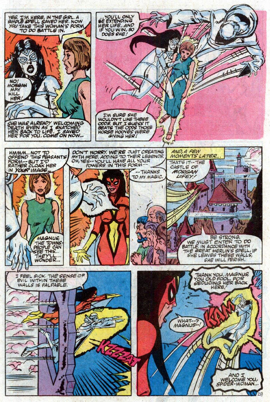 Spider-Woman (1978) #50 #50 - English 30