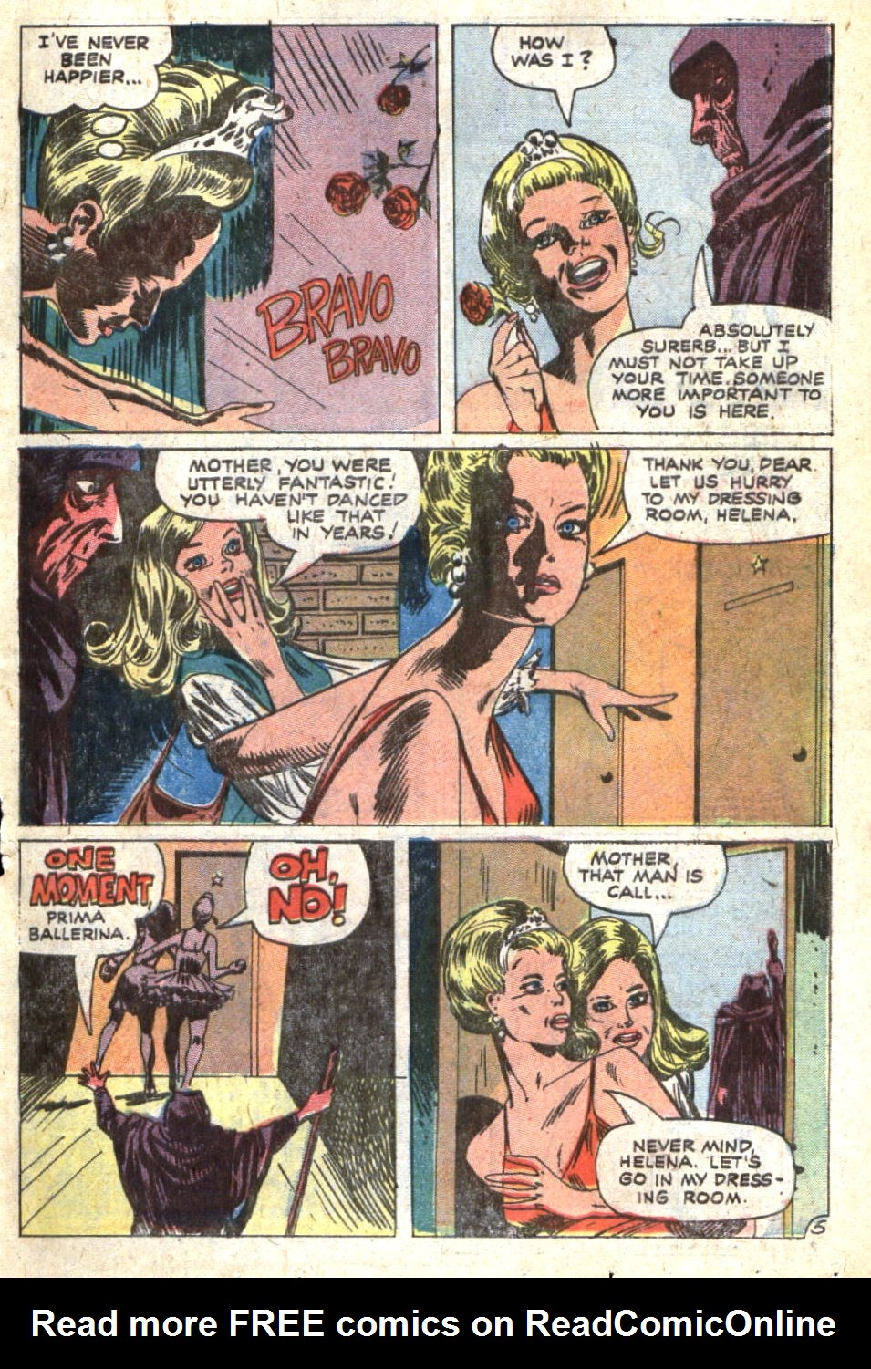 Read online Scary Tales comic -  Issue #4 - 15