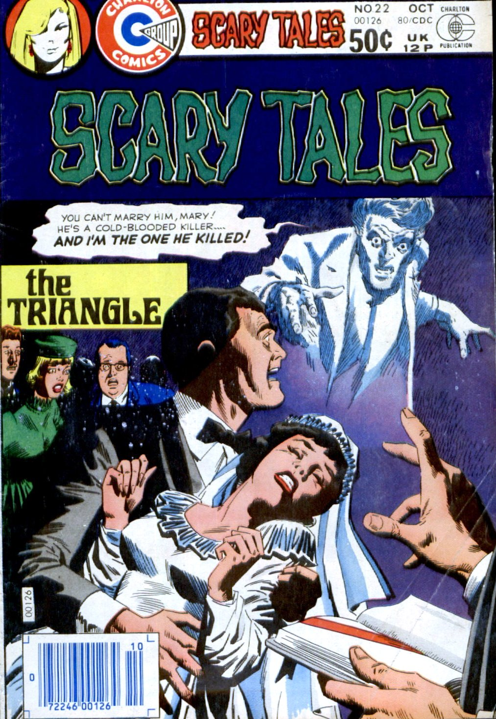 Read online Scary Tales comic -  Issue #22 - 1