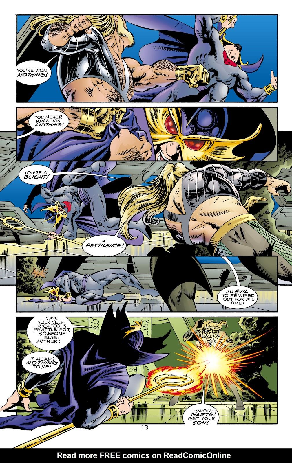 Aquaman (1994) Issue #68 #74 - English 14