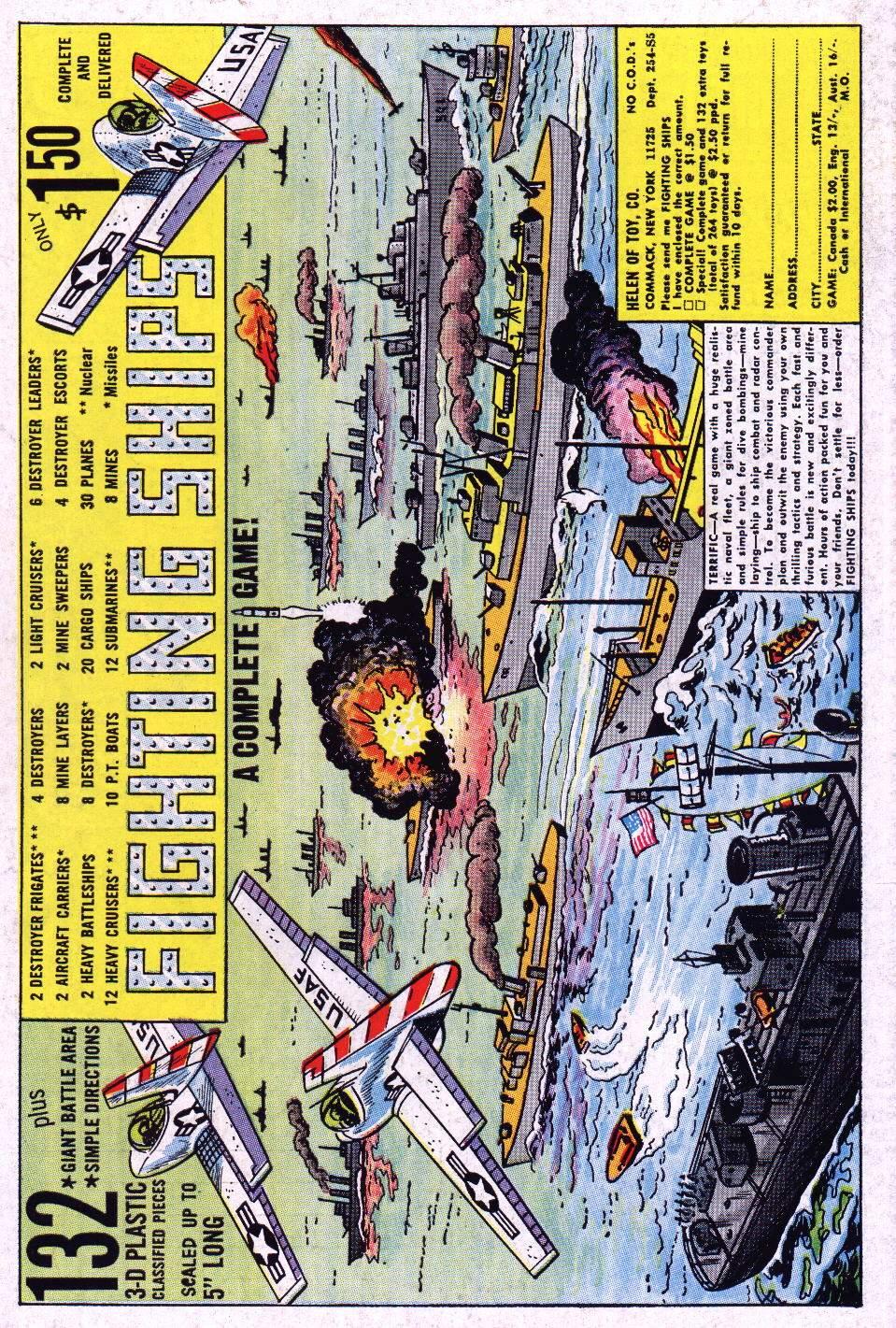 Read online Sea Devils comic -  Issue #30 - 37