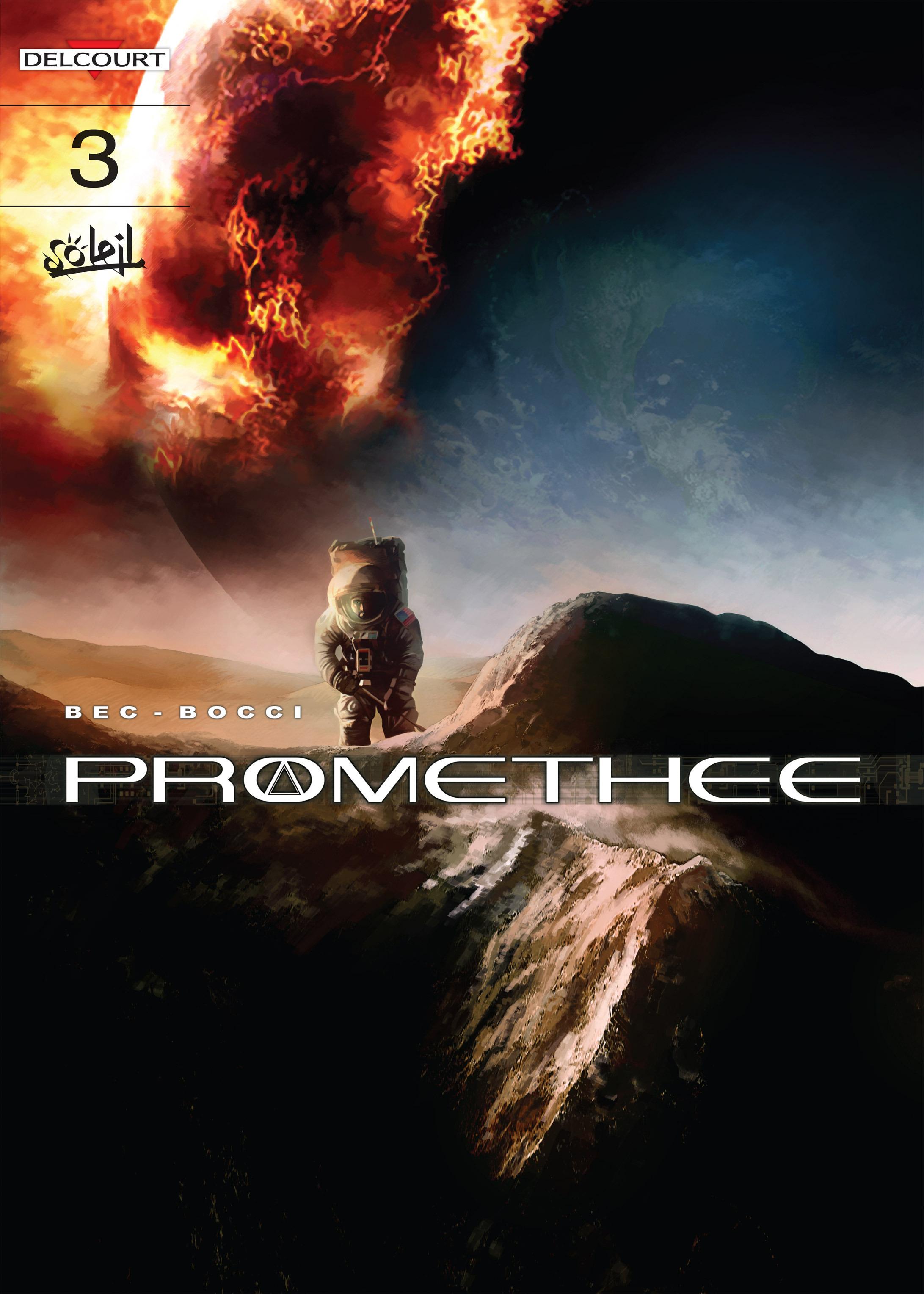 Promethee #3 #17 - English 1