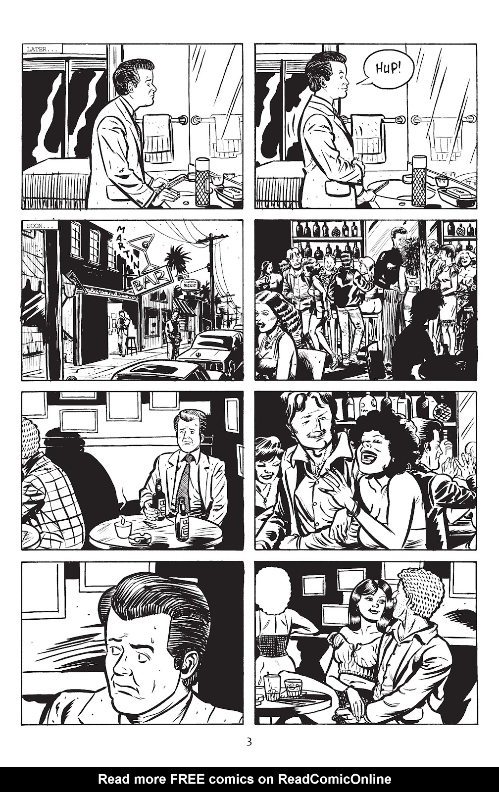 Stray Bullets Issue #22 #22 - English 5