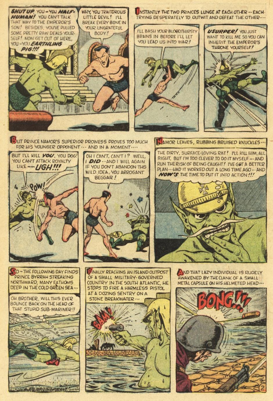 Sub-Mariner Comics #35 #35 - English 4
