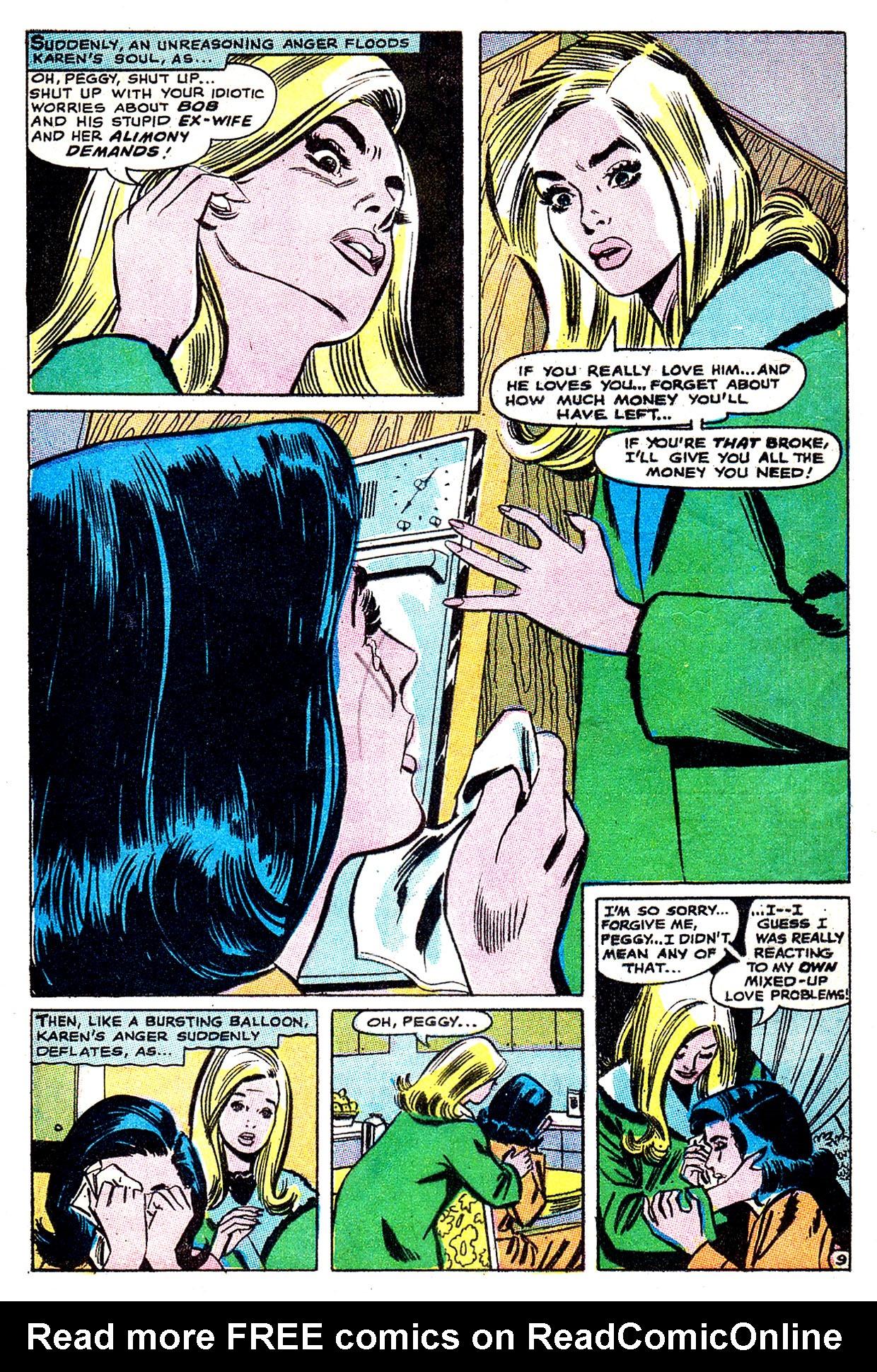 Read online Secret Hearts comic -  Issue #135 - 28