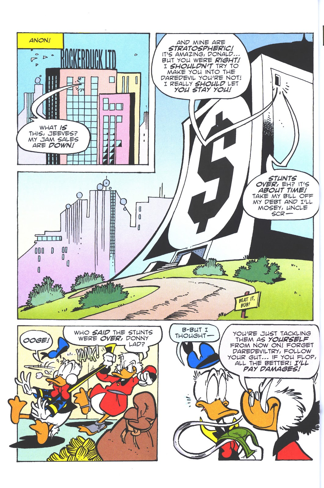 Uncle Scrooge (1953) Issue #381 #381 - English 18