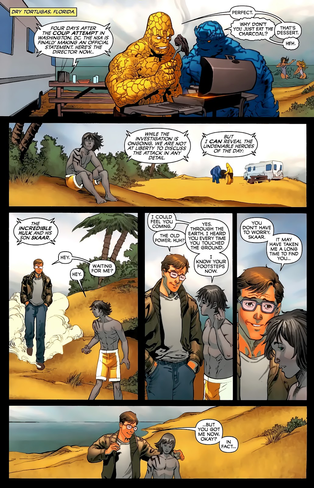 Incredible Hulks (2010) Issue #612 #2 - English 4