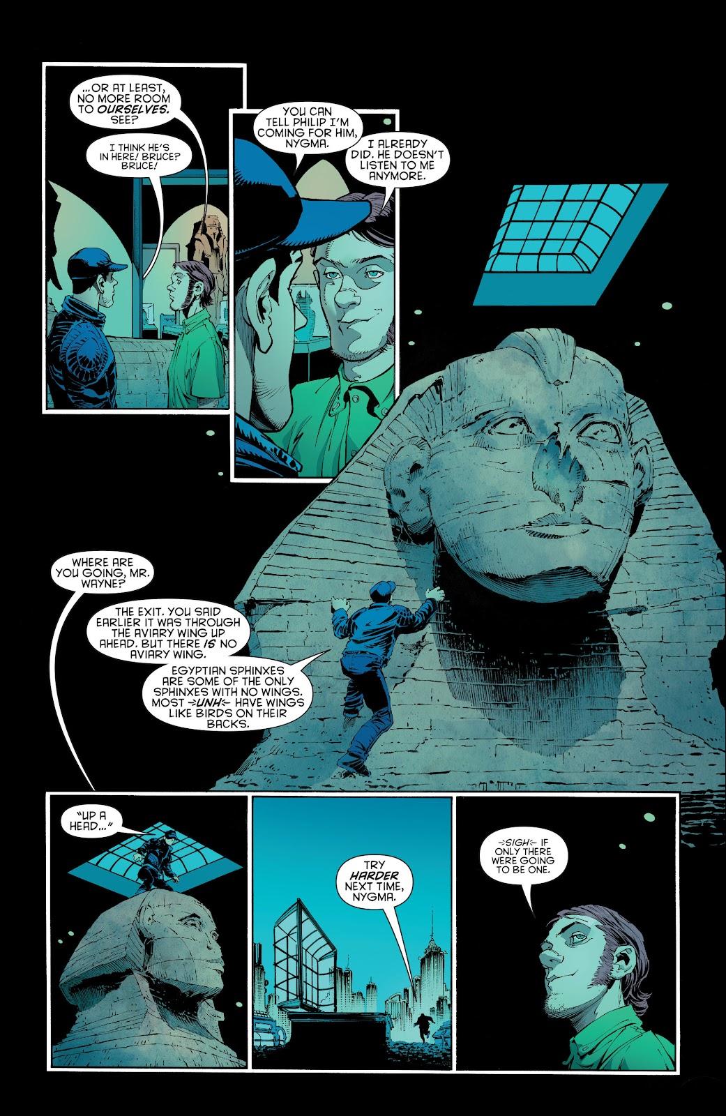 Batman (2011) Issue #22 #37 - English 21
