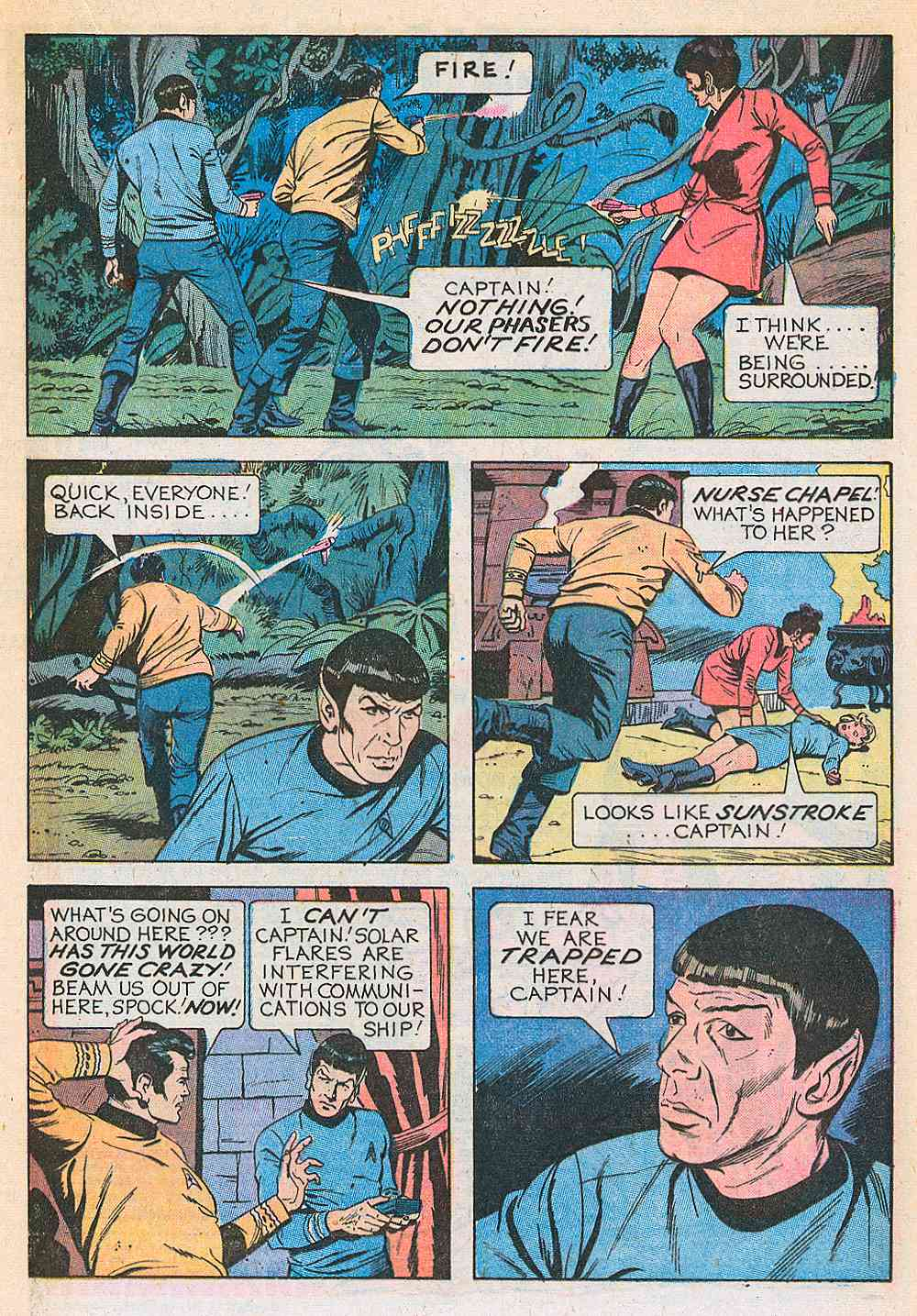 Star Trek (1967) Issue #30 #30 - English 14