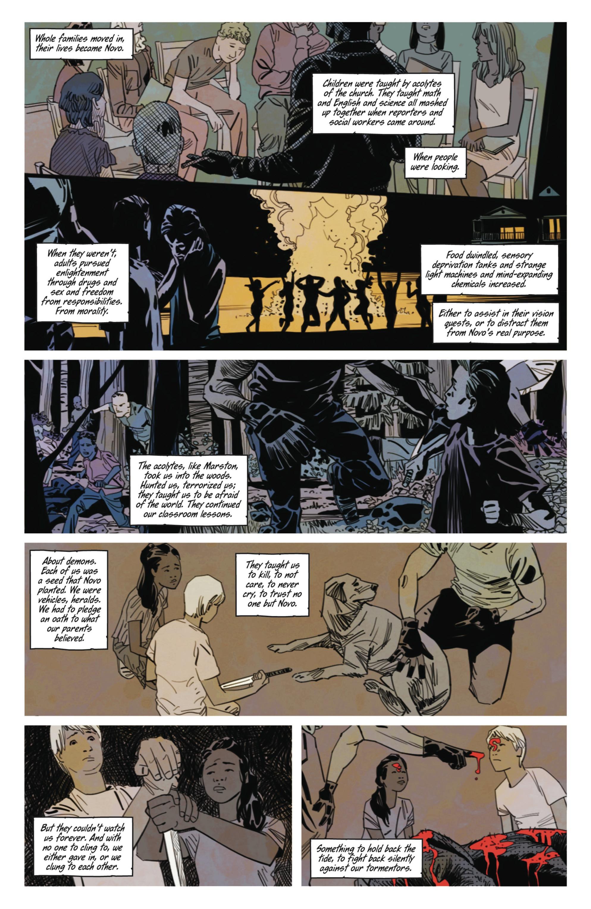Read online Demonic comic -  Issue #3 - 11