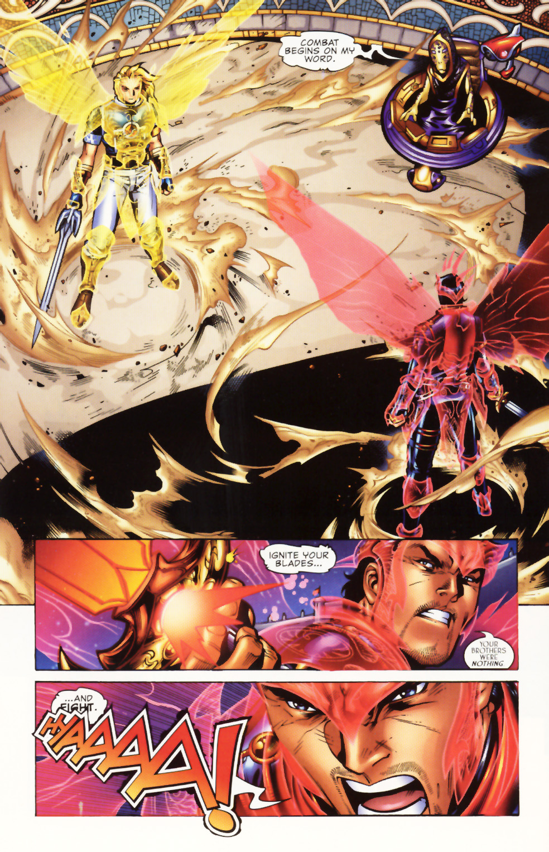 Read online Scion comic -  Issue #1 - 20
