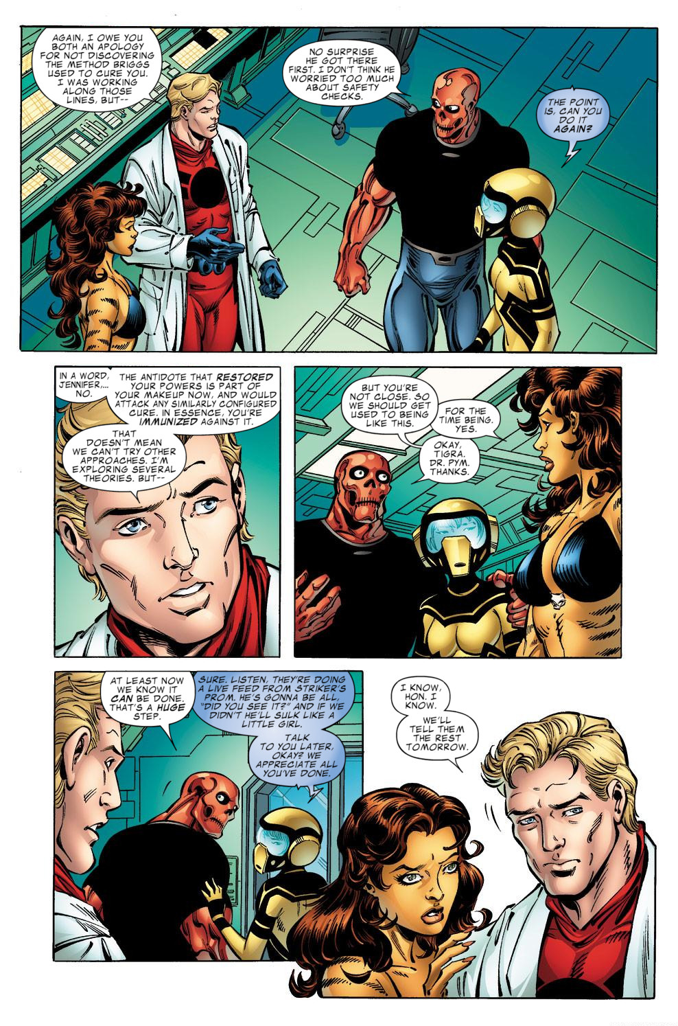 Avengers Academy Issue #39 #40 - English 9