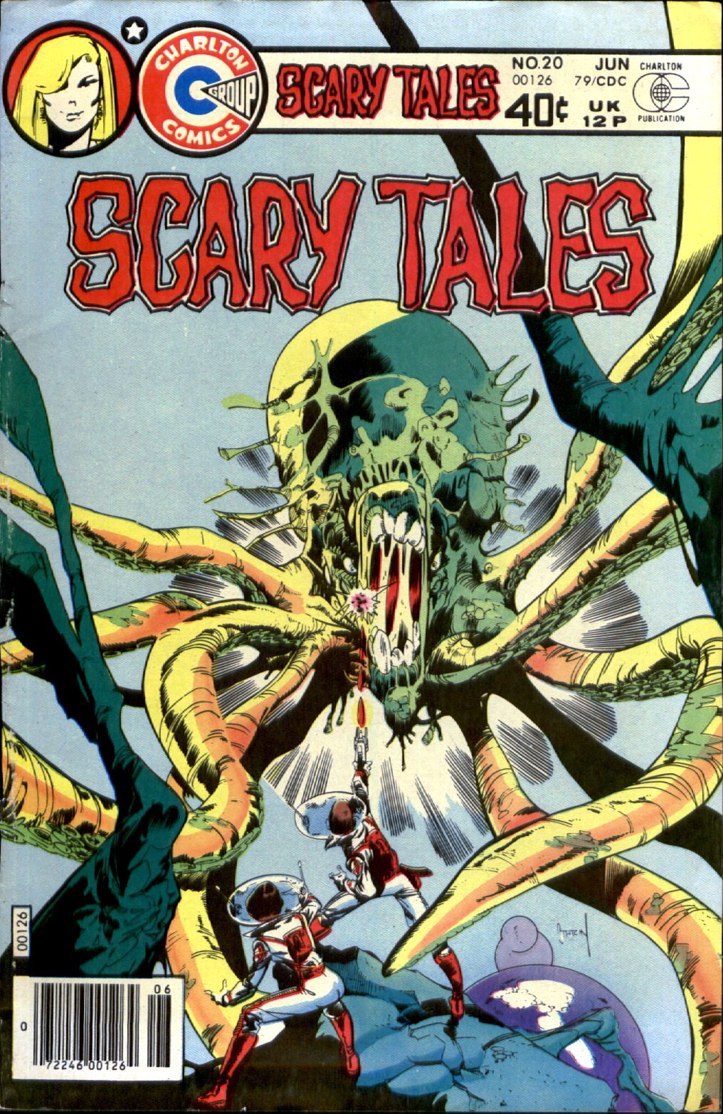 Read online Scary Tales comic -  Issue #20 - 1