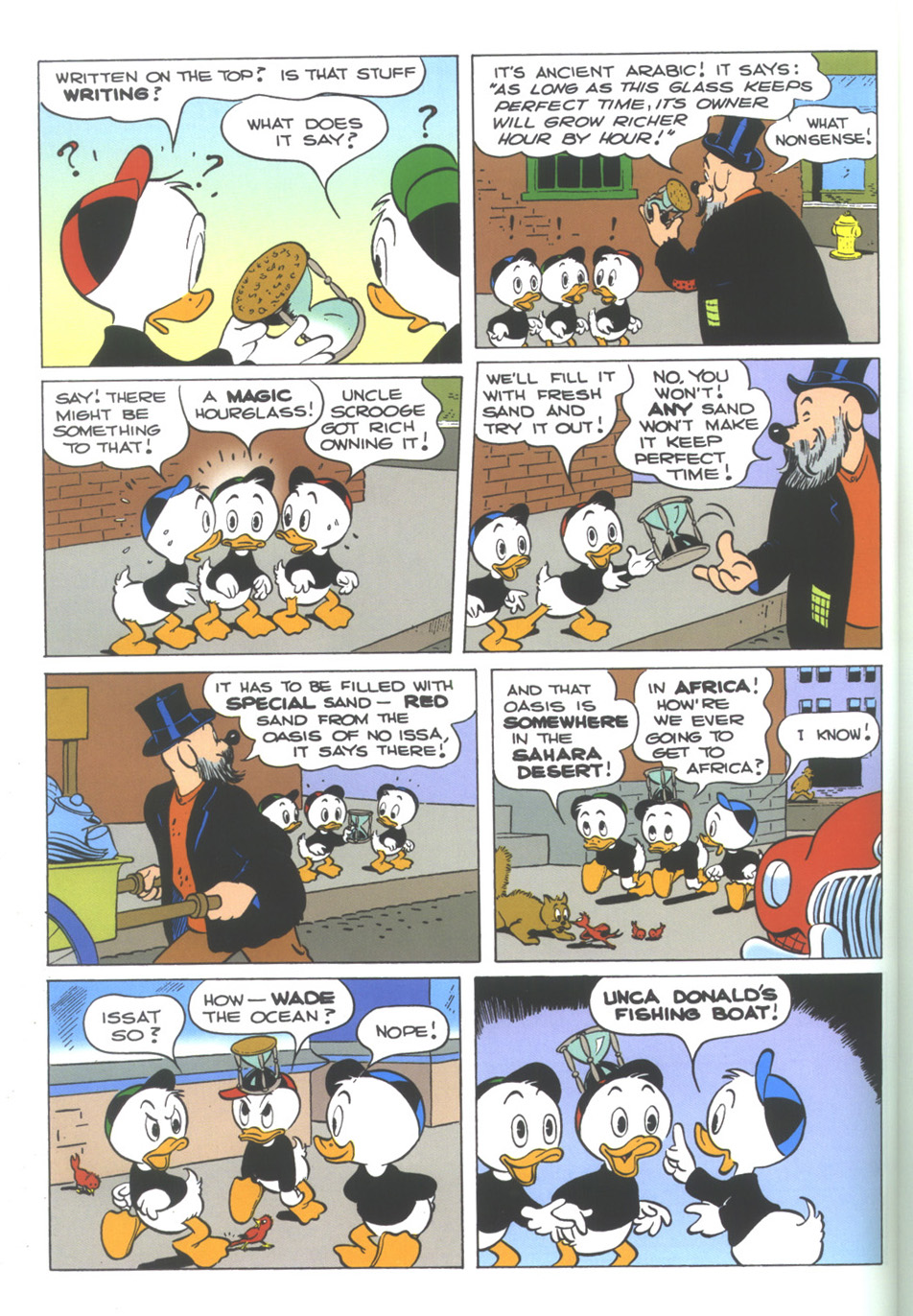 Uncle Scrooge (1953) Issue #341 #341 - English 10