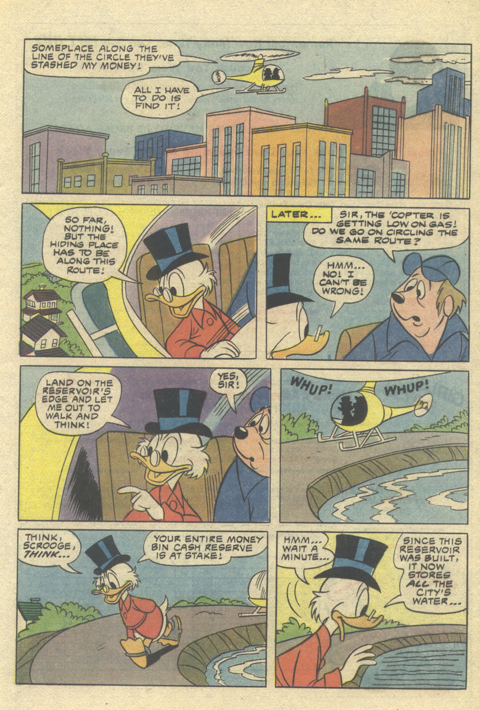 Uncle Scrooge (1953) Issue #178 #178 - English 13
