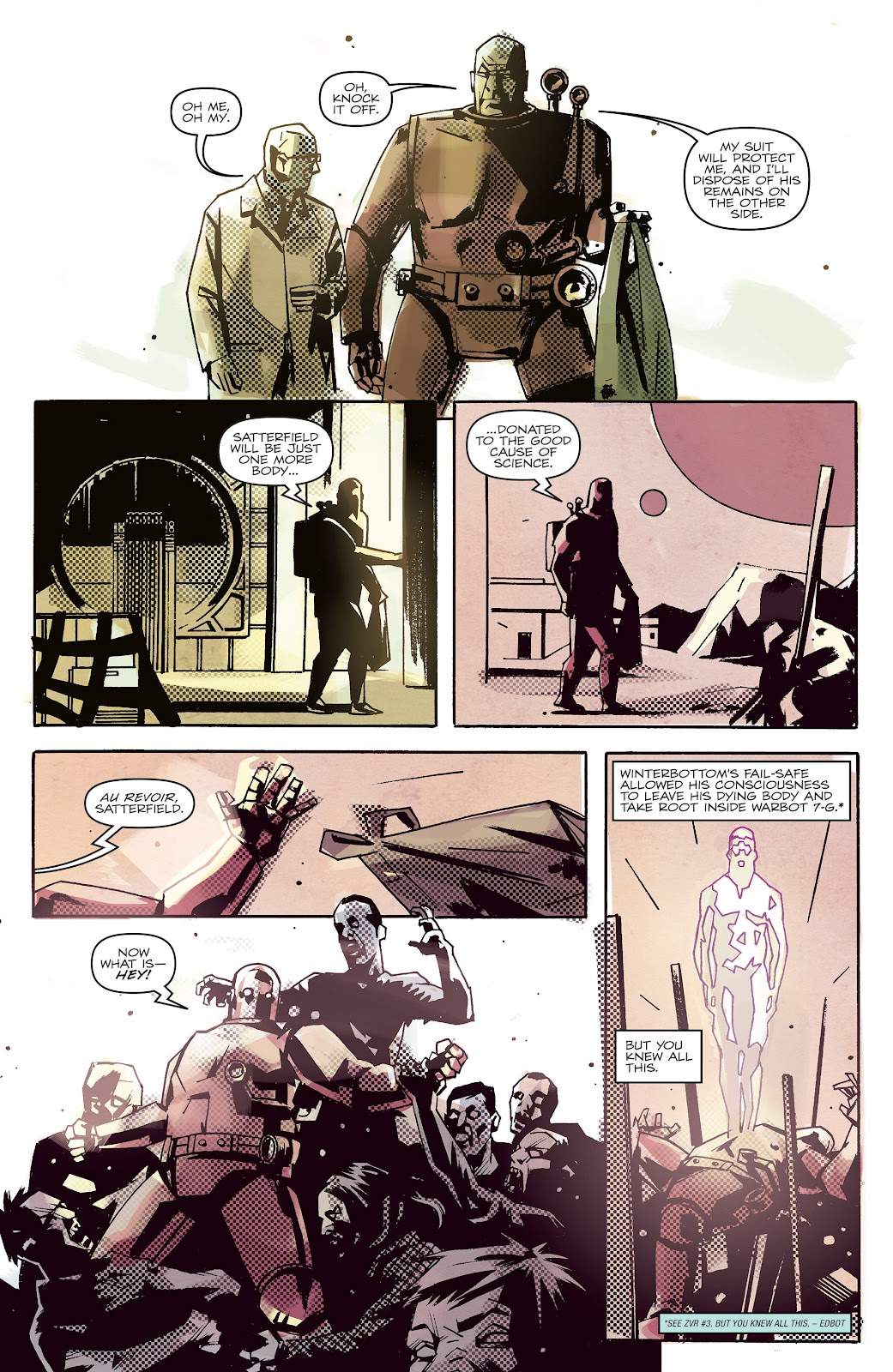 Zombies vs Robots (2015) Issue #8 Page 4