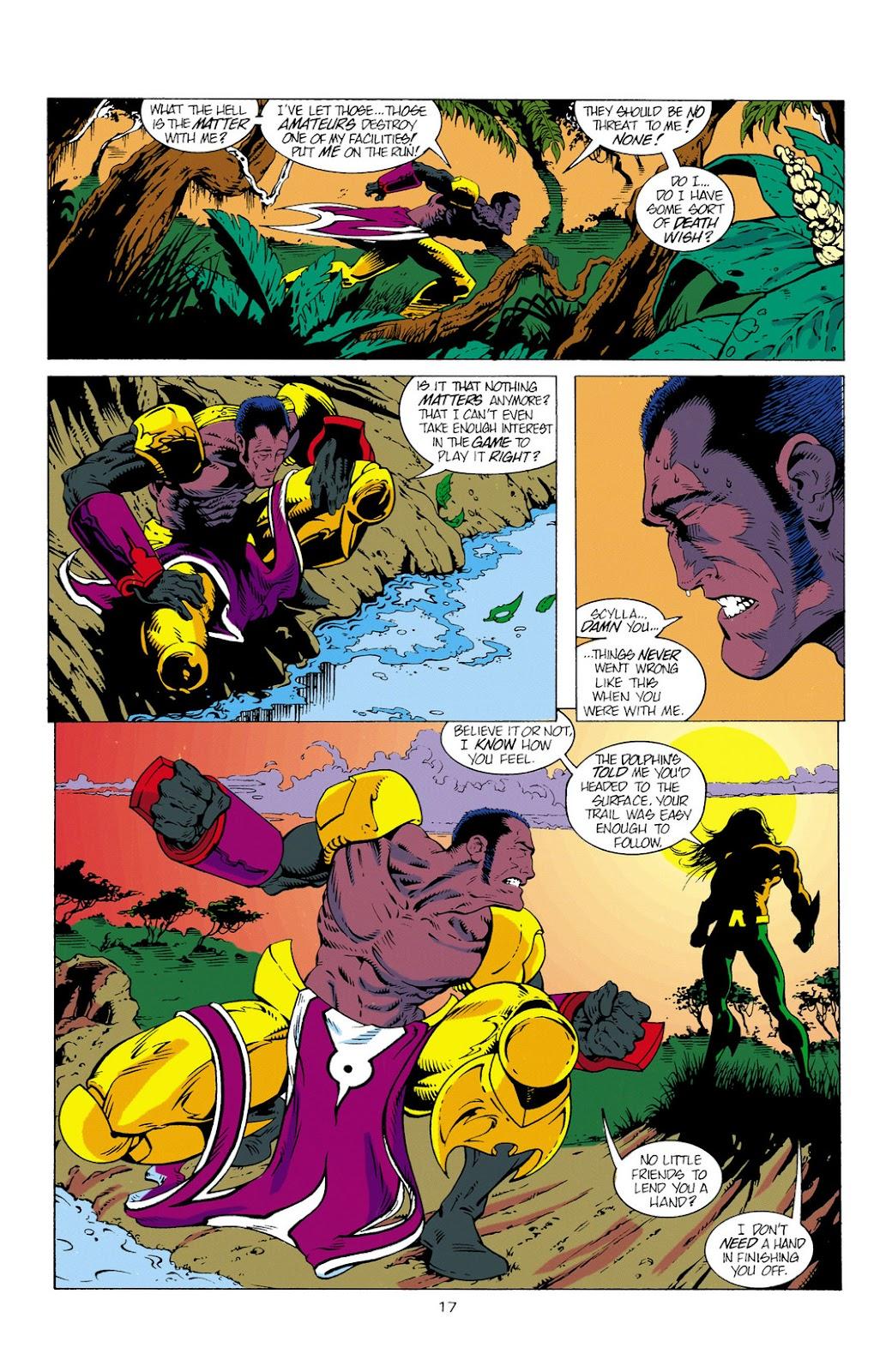 Aquaman (1994) Issue #2 #8 - English 18