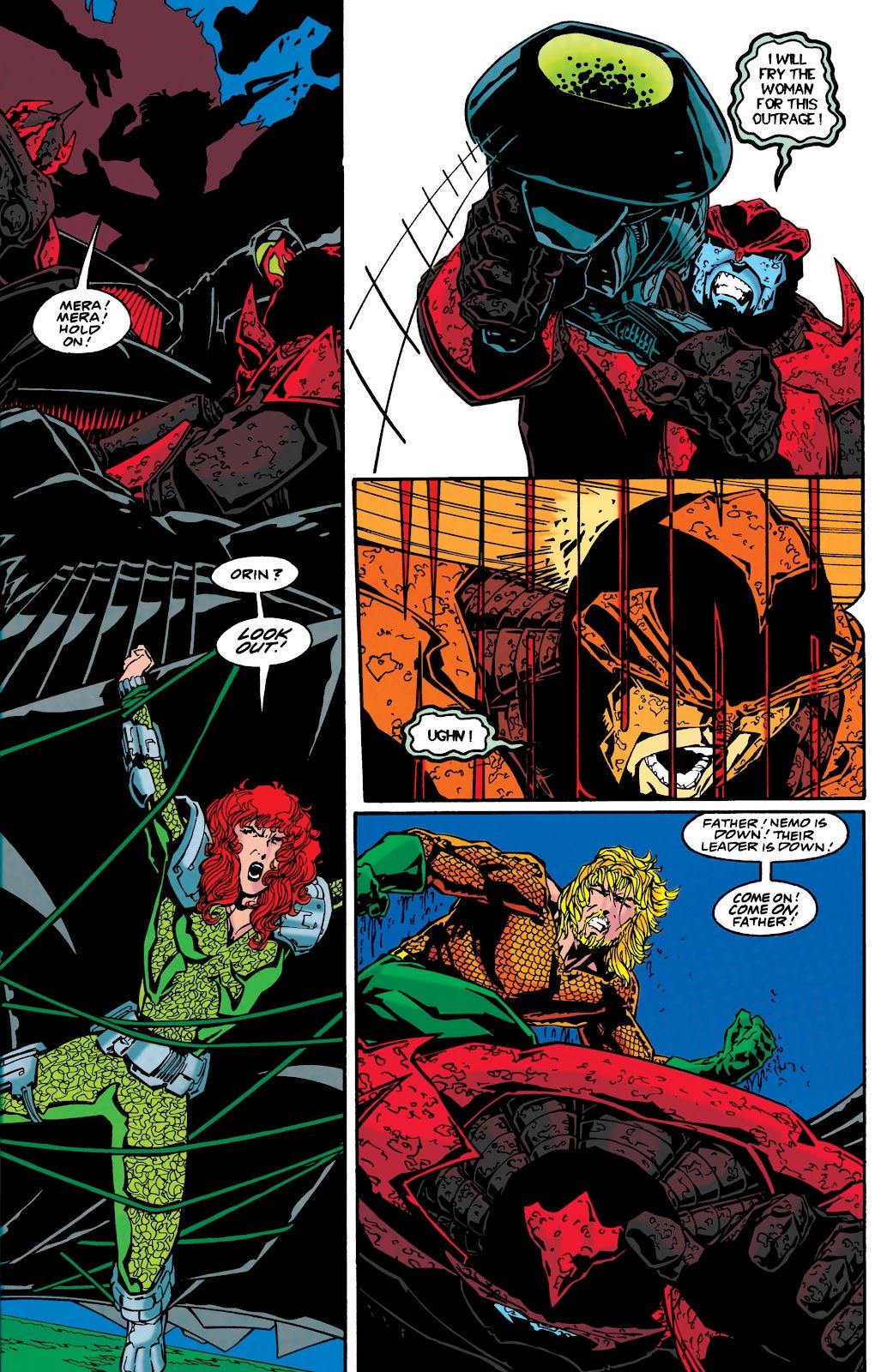 Aquaman (1994) Issue #48 #54 - English 4