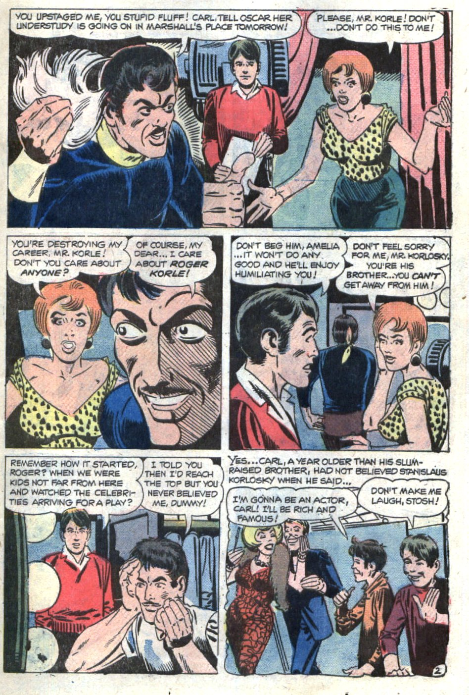 Read online Scary Tales comic -  Issue #5 - 25