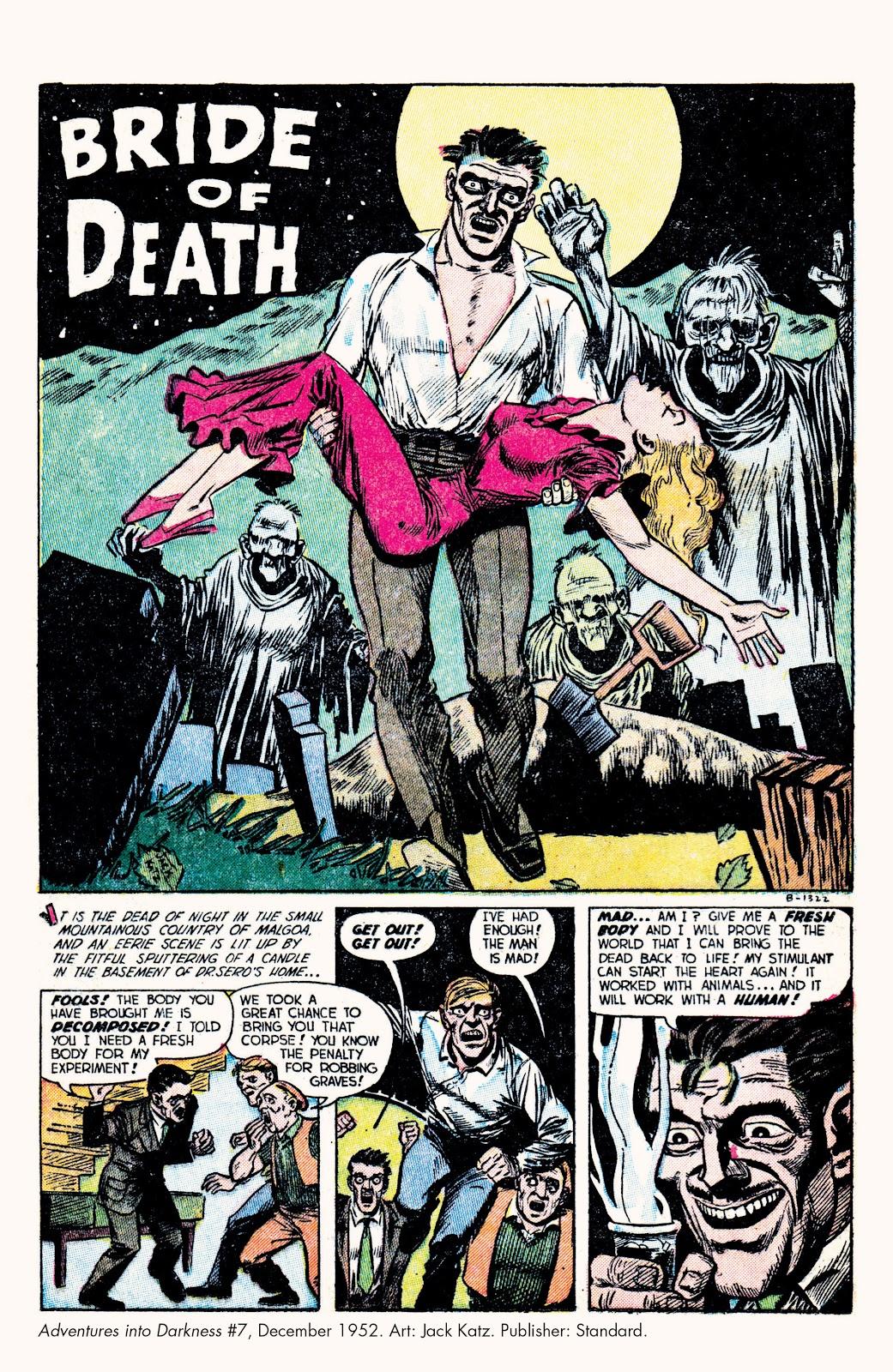 Haunted Horror Issue #12 #12 - English 16