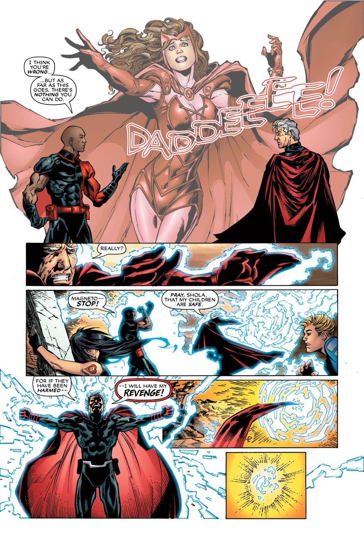 Excalibur (2004) Issue #8 #8 - English 21