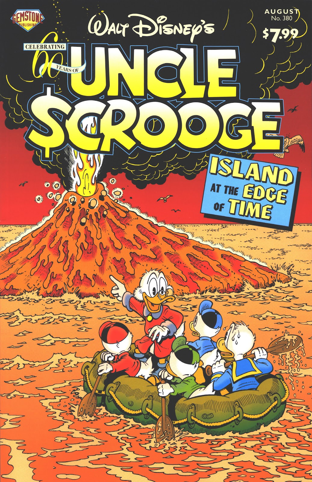 Uncle Scrooge (1953) Issue #380 #380 - English 1