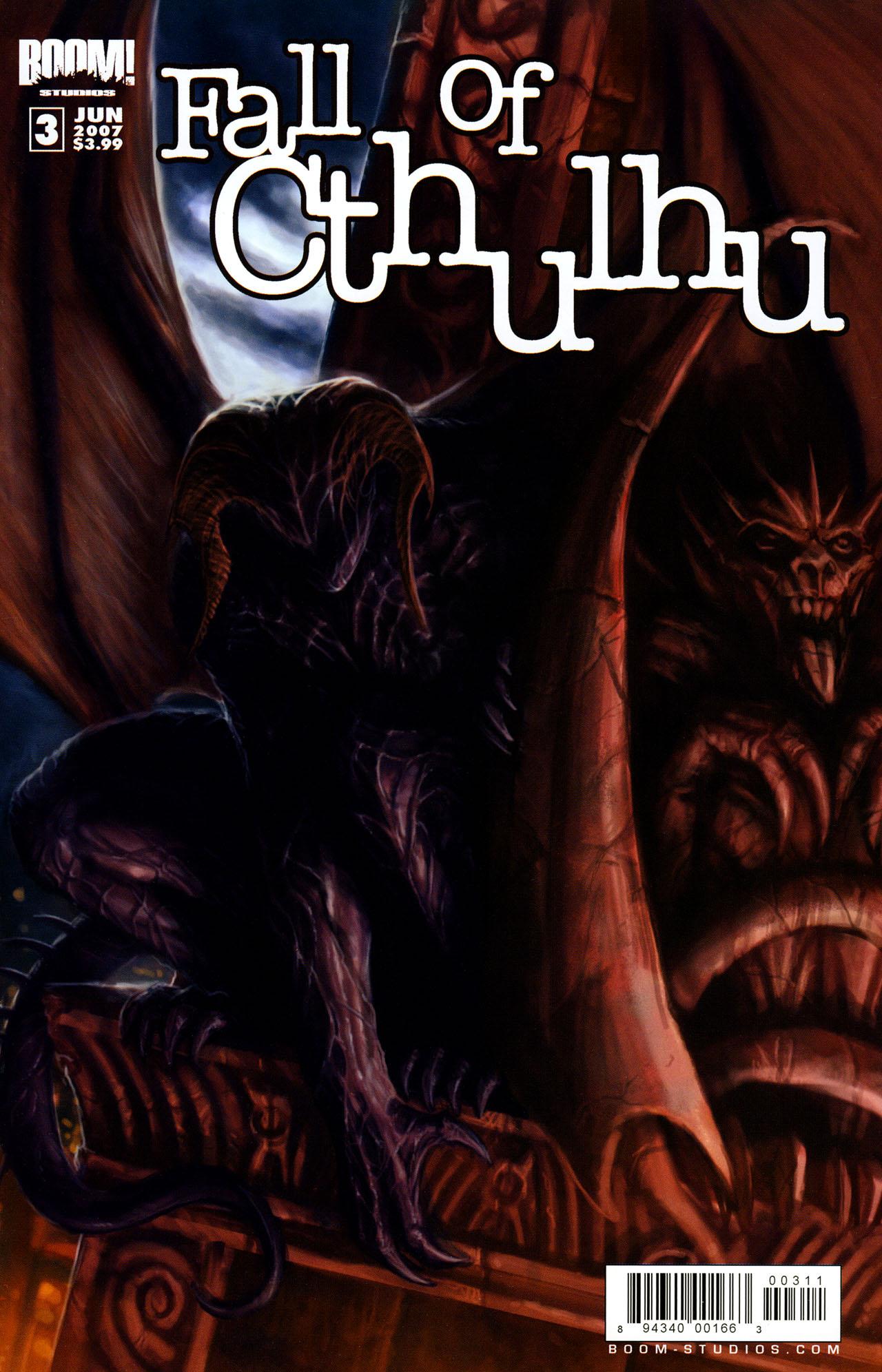 Fall of Cthulhu 3 Page 1