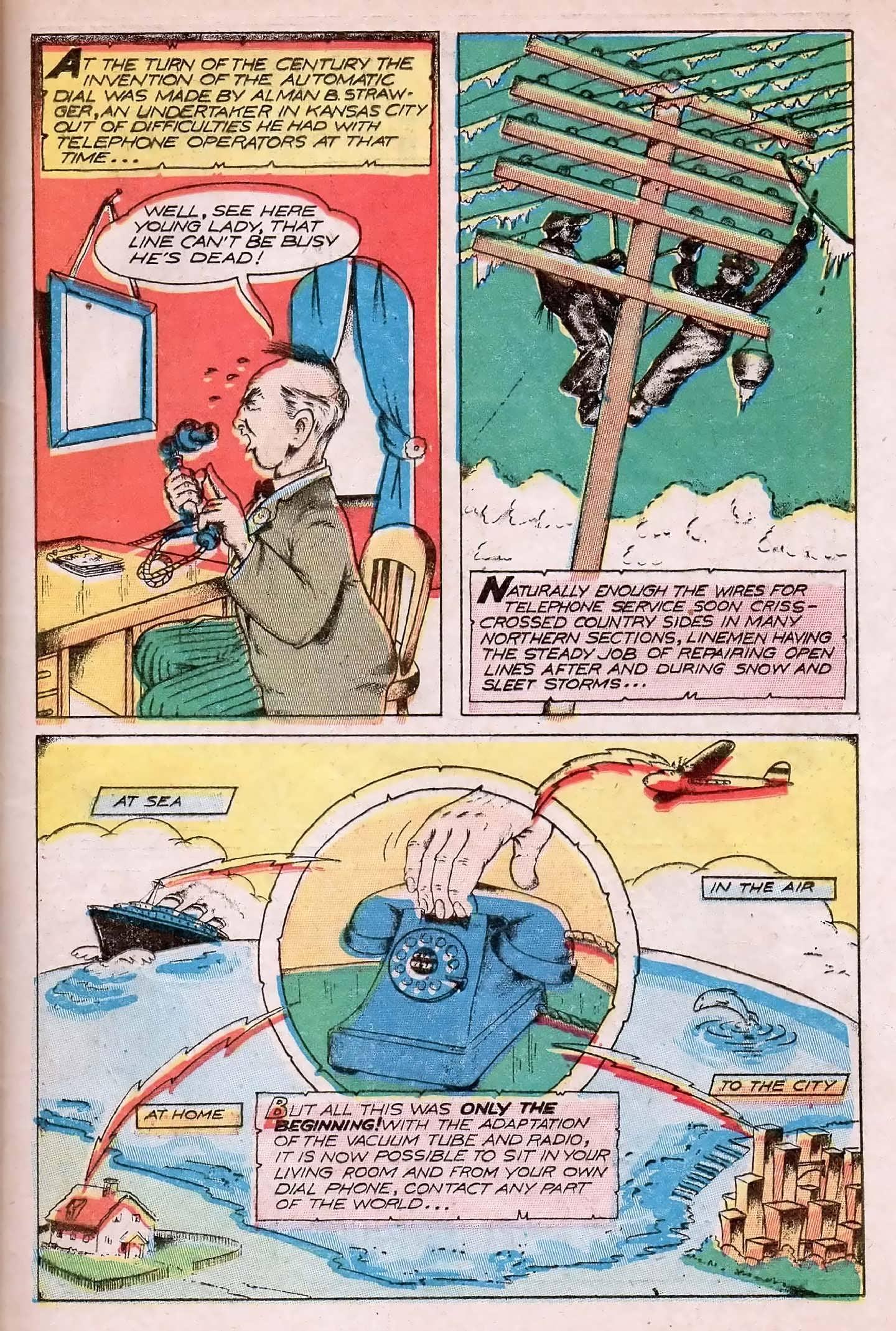 Sub-Mariner Comics #27 #27 - English 25
