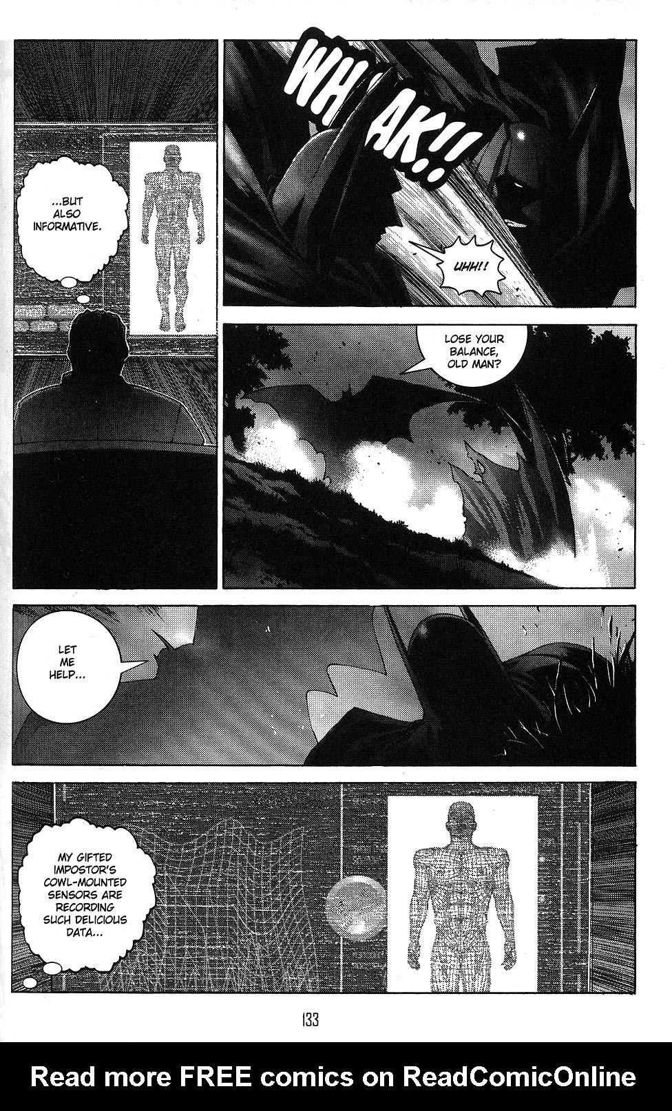 Read online Batman: Child of Dreams comic -  Issue # Full - 127