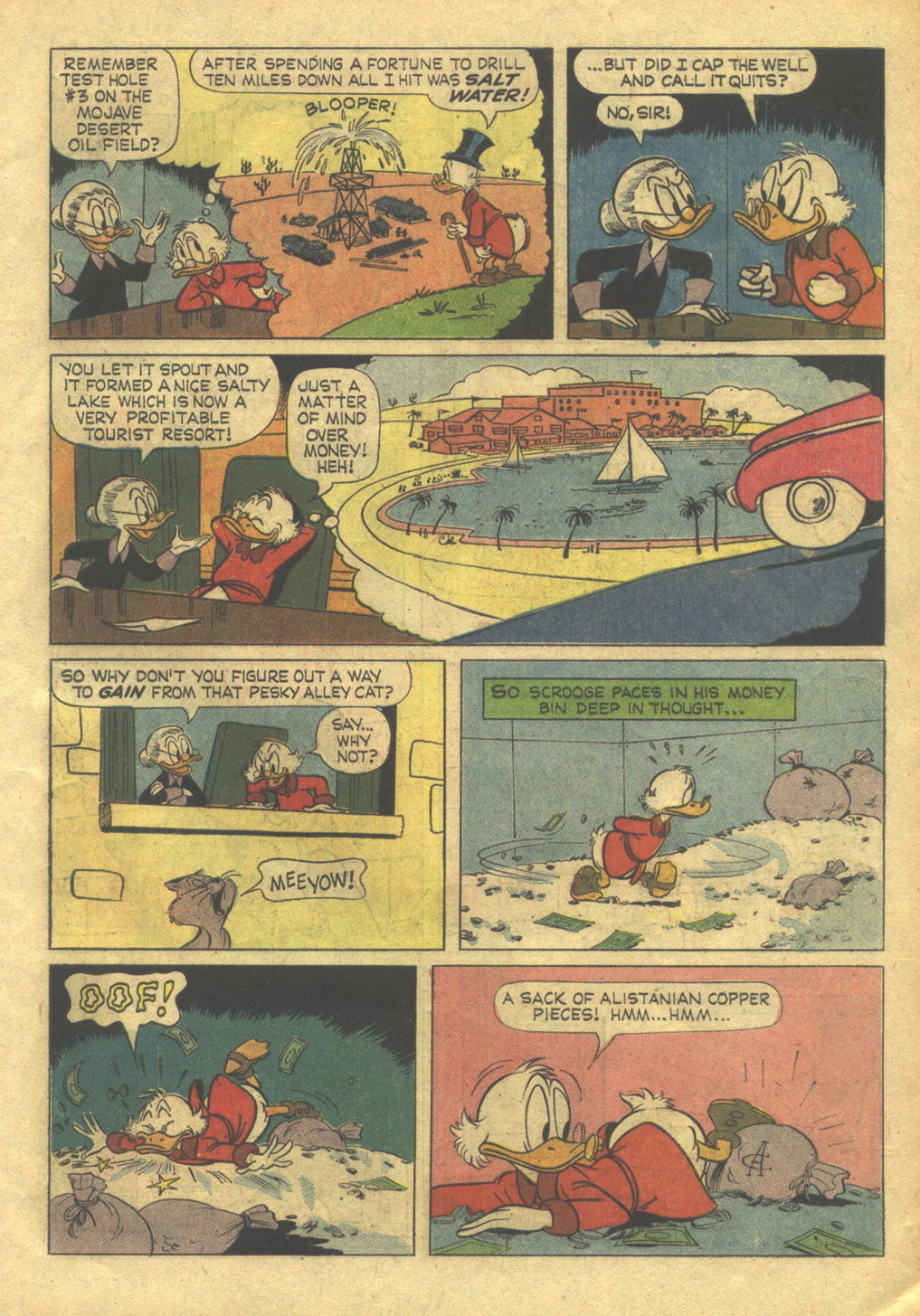 Uncle Scrooge (1953) Issue #53 #53 - English 27
