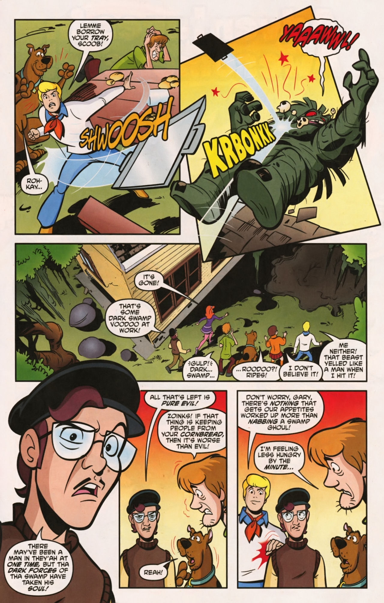 Read online Scooby-Doo (1997) comic -  Issue #157 - 16