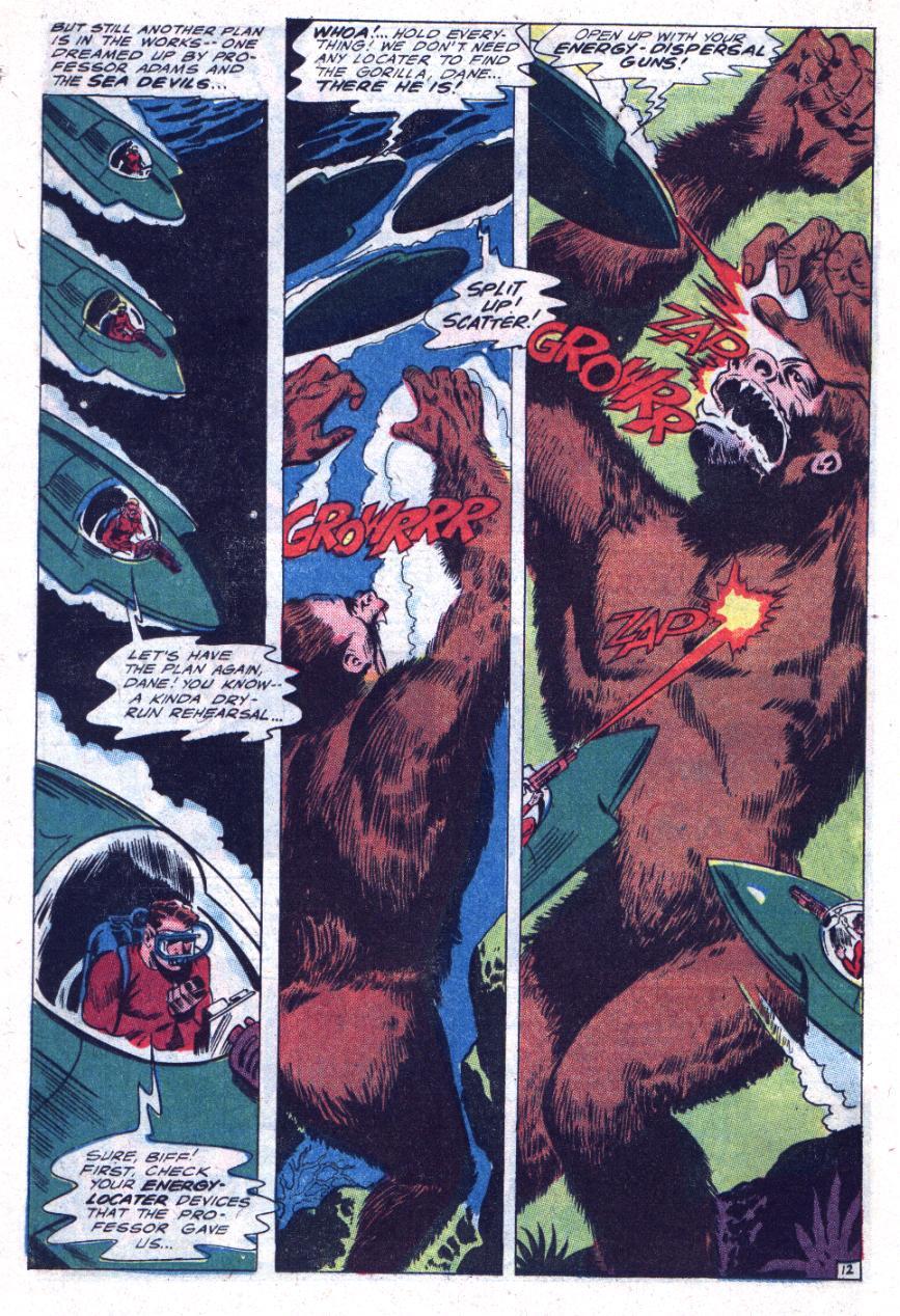 Read online Sea Devils comic -  Issue #30 - 17