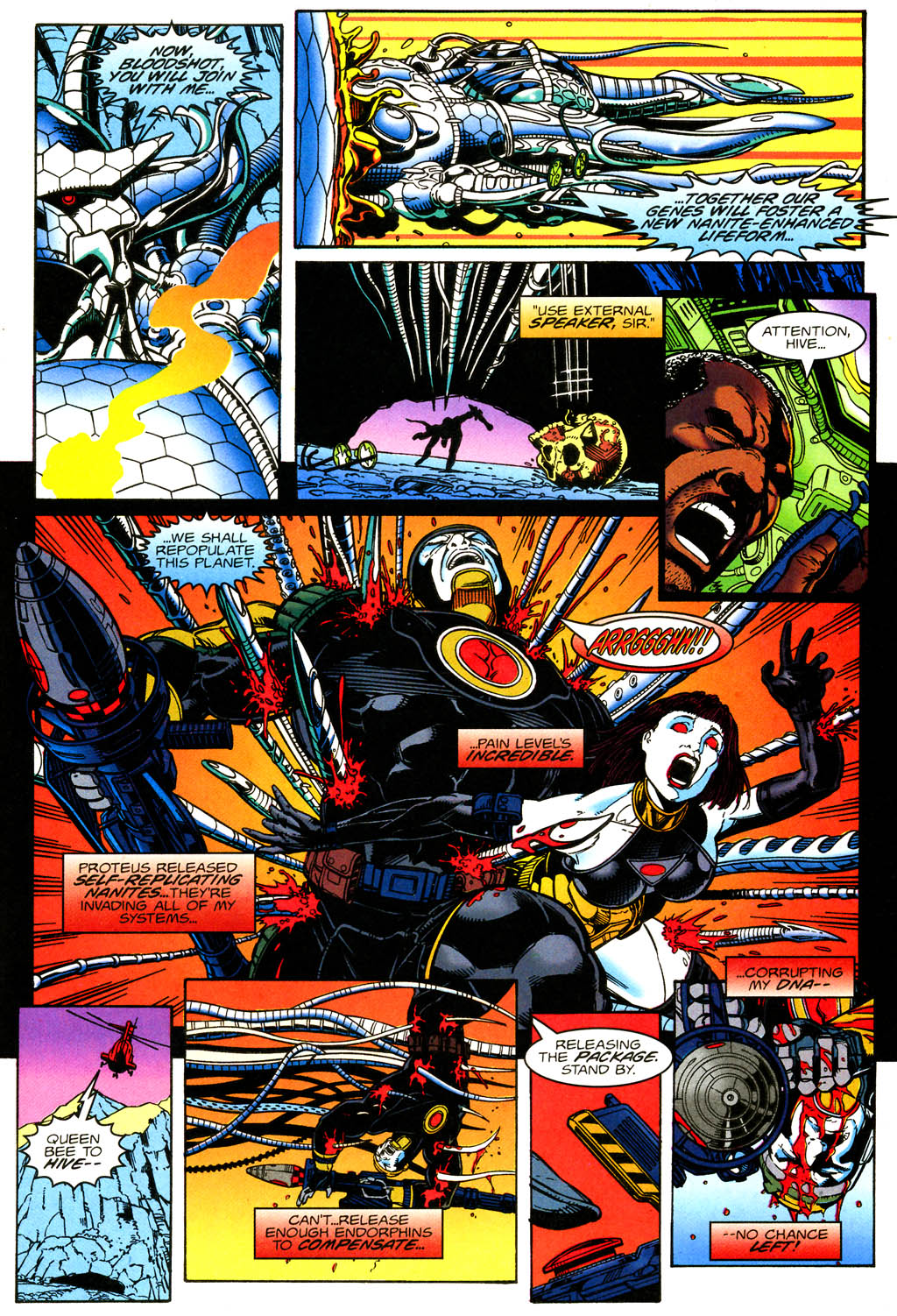Read online Bloodshot (1993) comic -  Issue #51 - 20