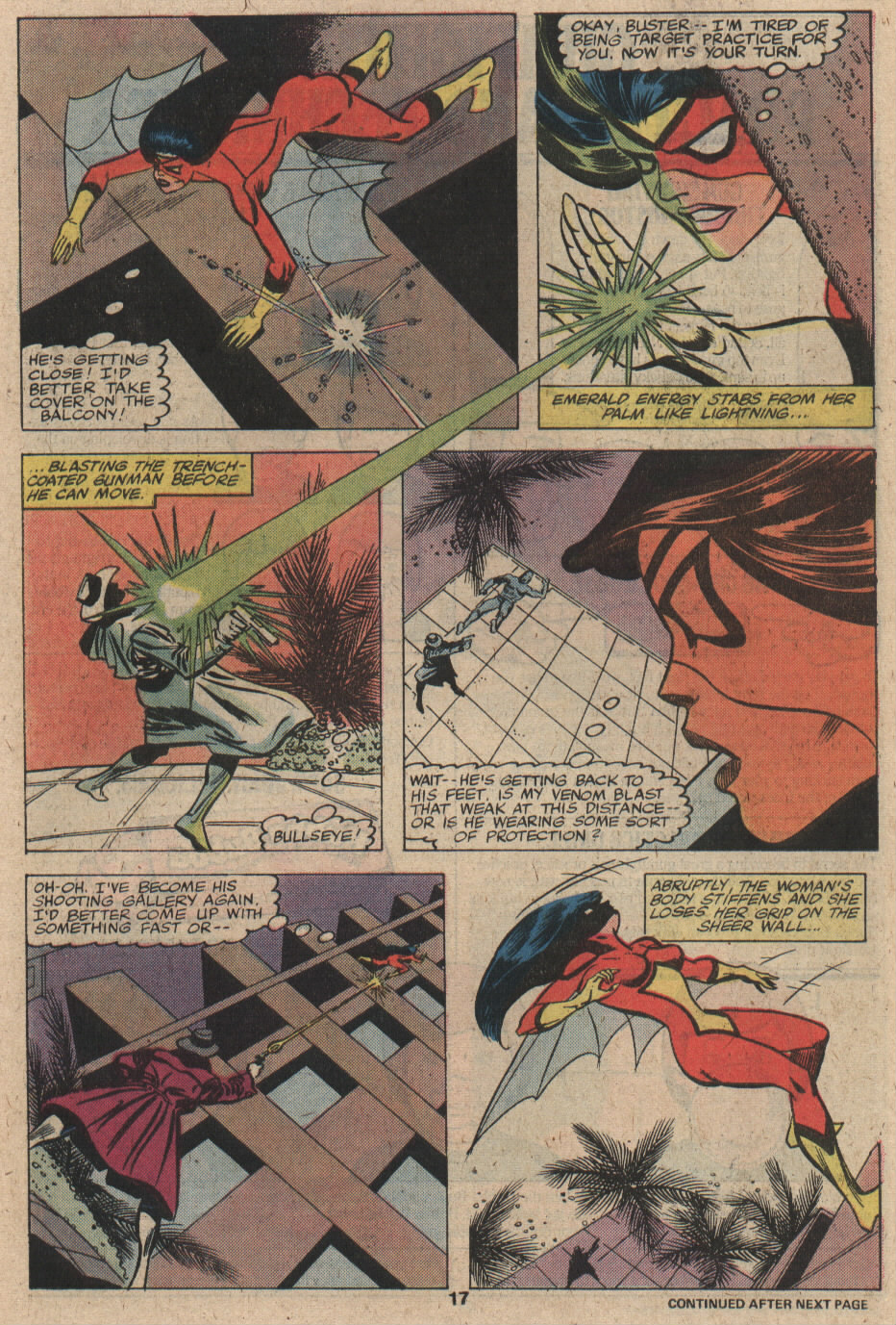 Spider-Woman (1978) Issue #19 #19 - English 12